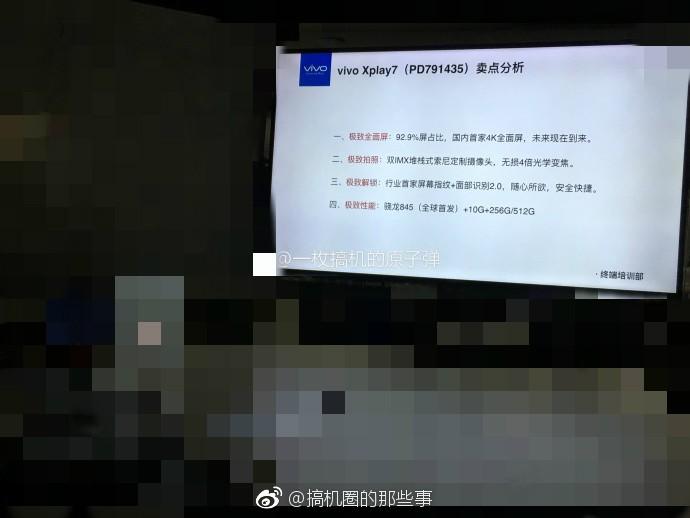 Vivo Xplay7 presentation 2