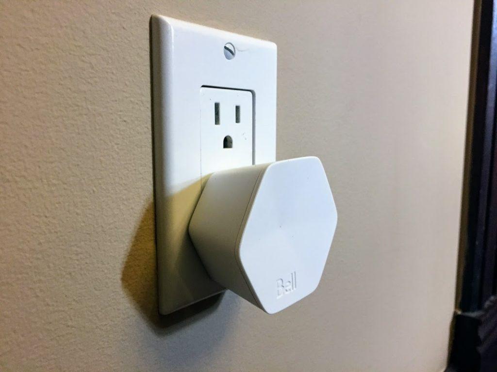bell wifi