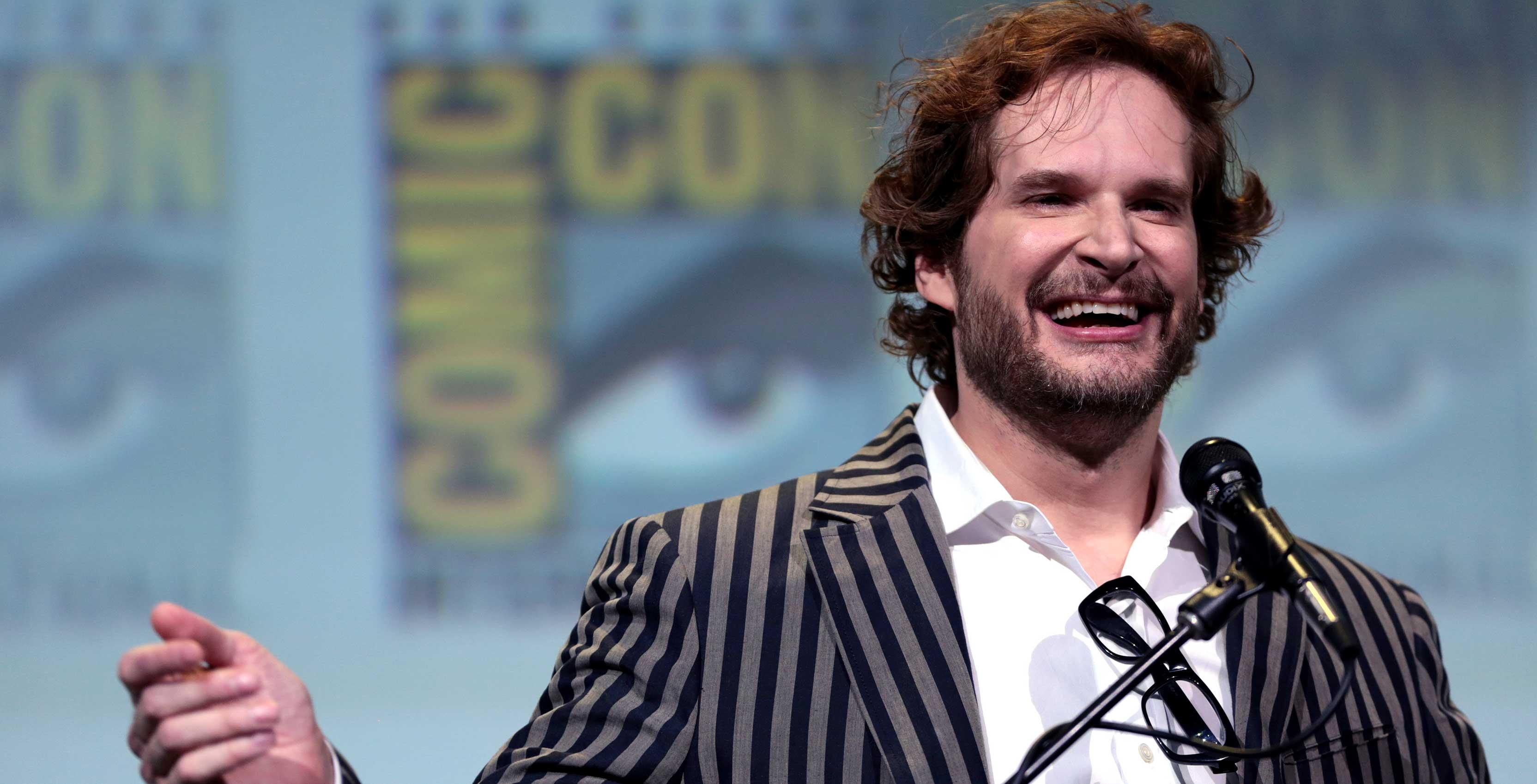 Bryan Fuller at San Diego Comic Con