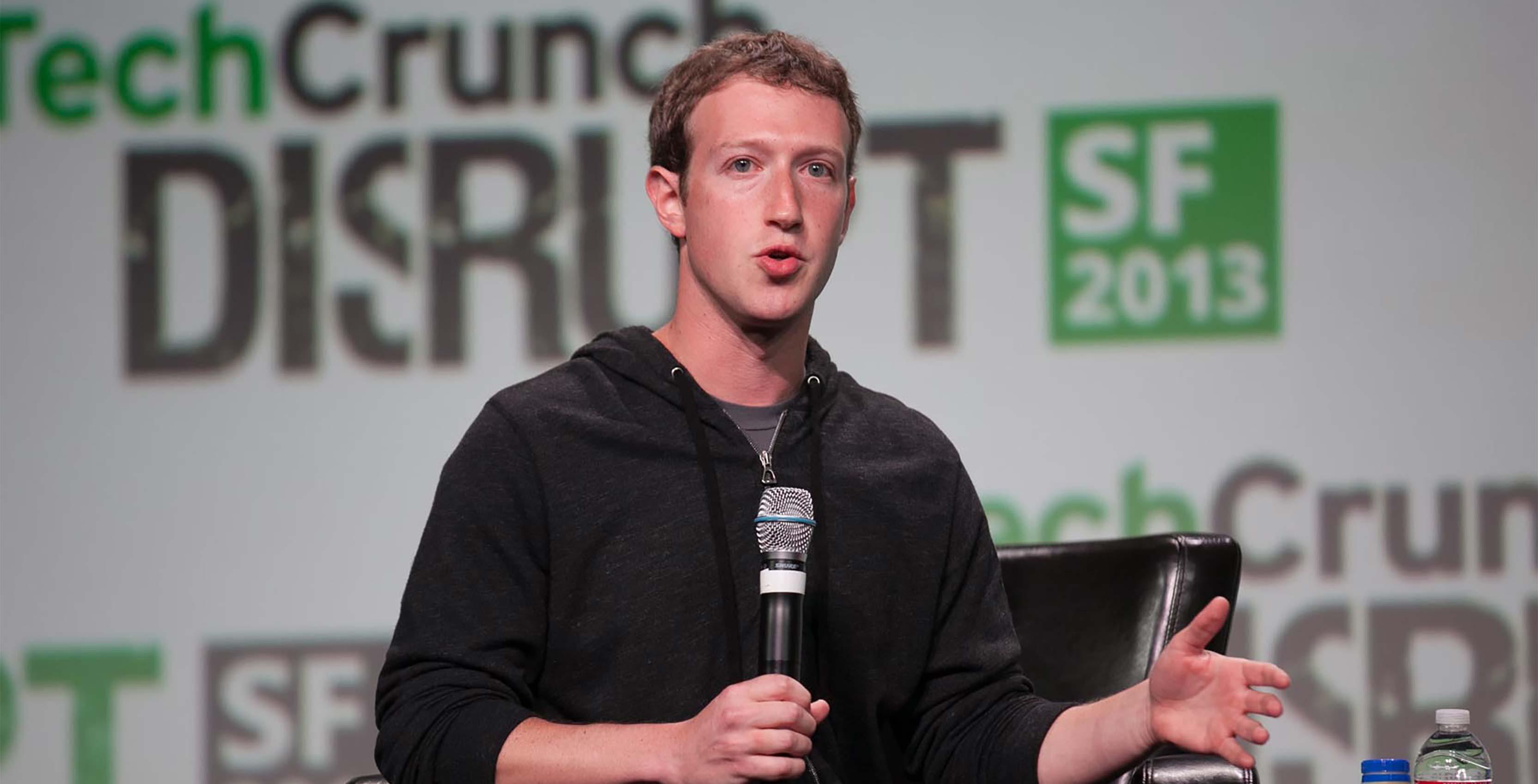 Facebook Mark Zuckerberg summit