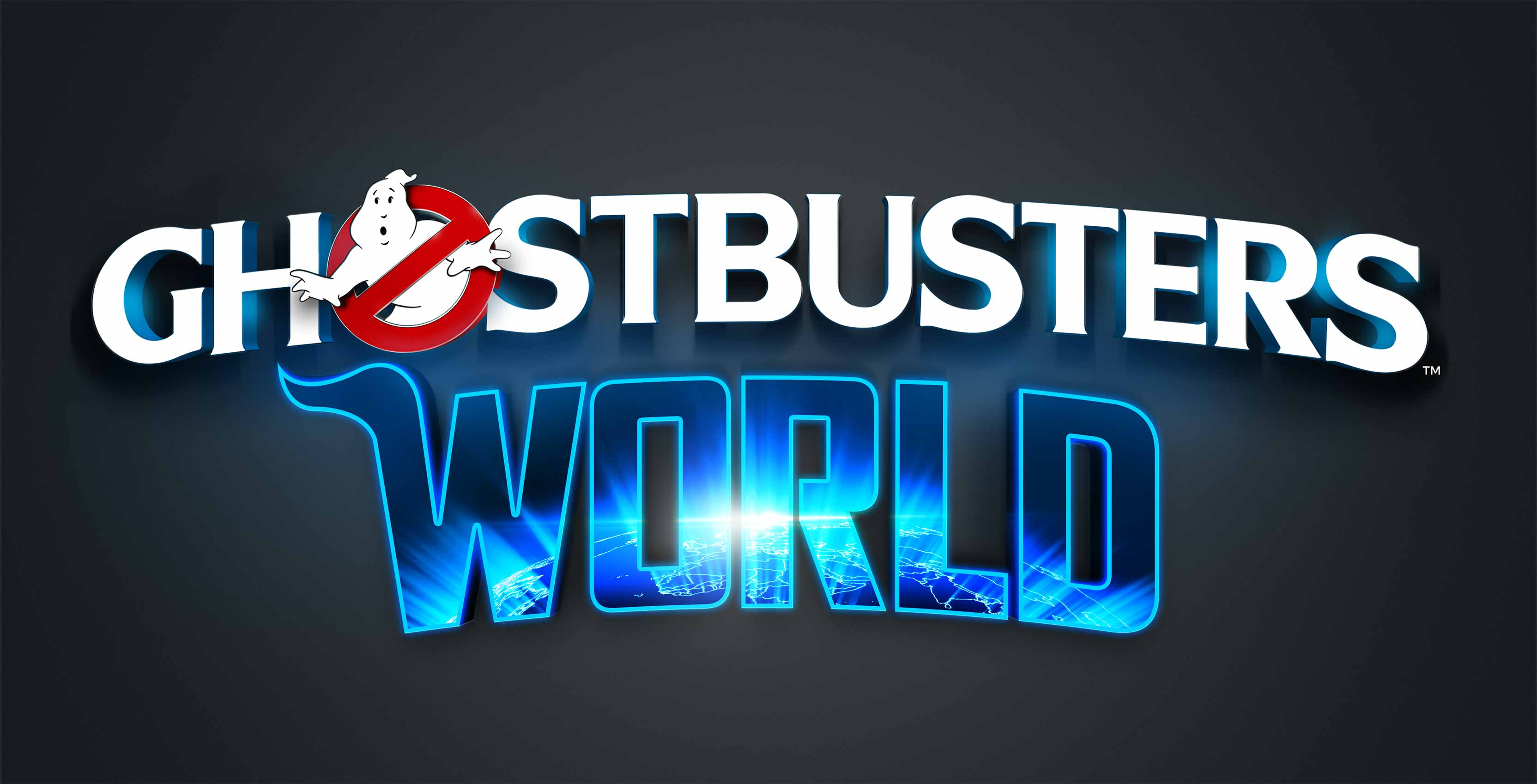 Ghostbusters World mobile game logo