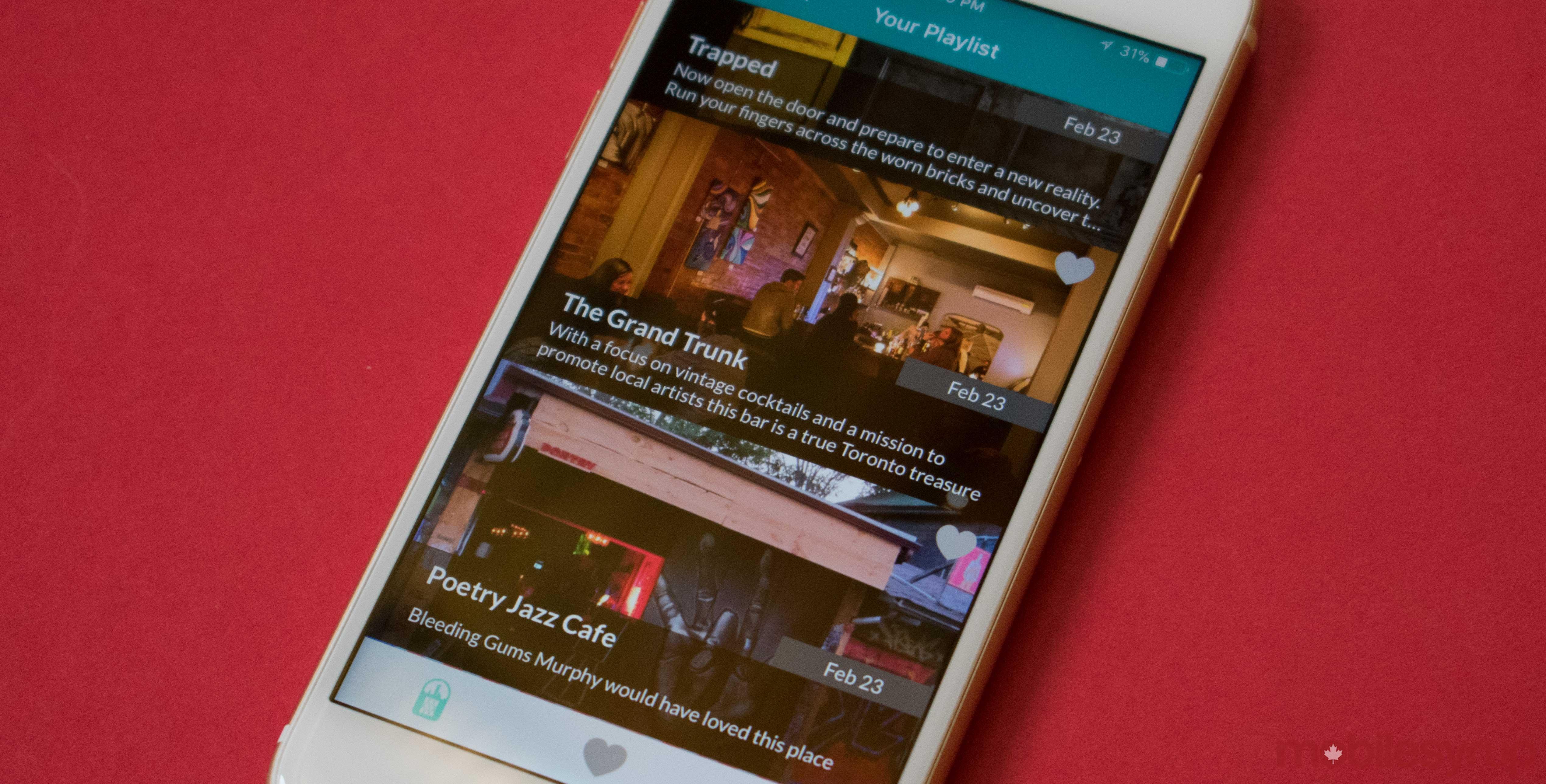 Jukebox App Header Phone