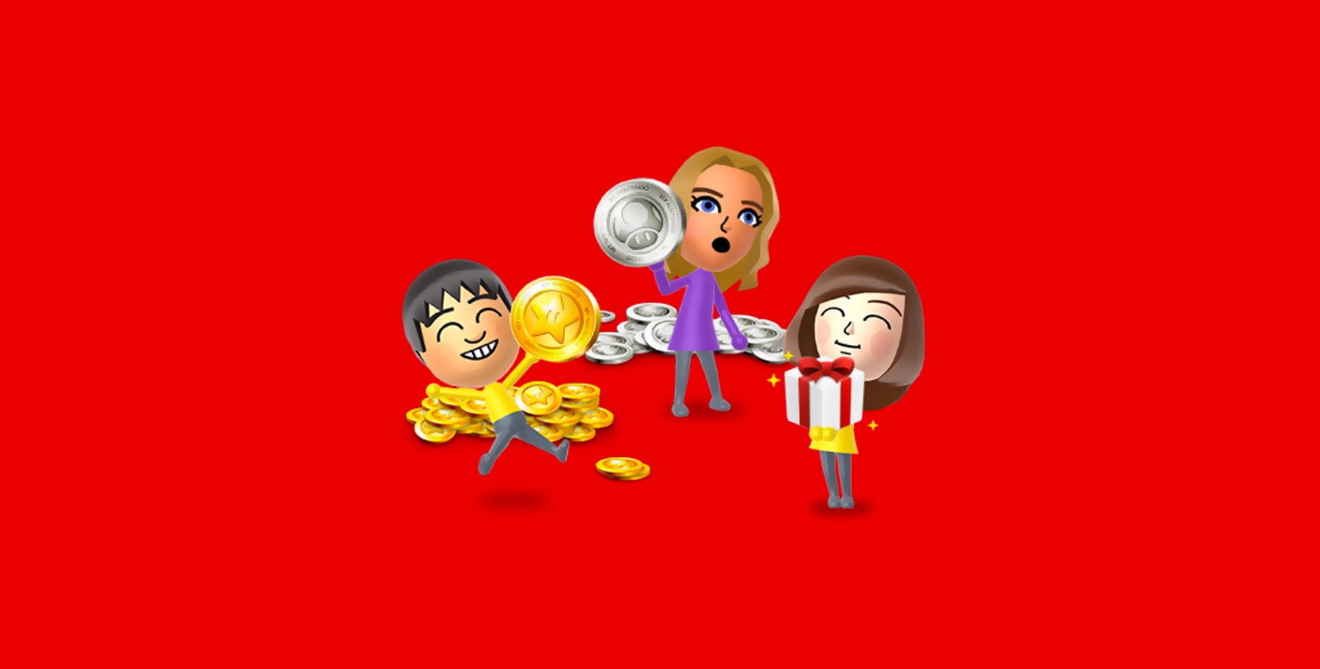 My Nintendo Reward Points
