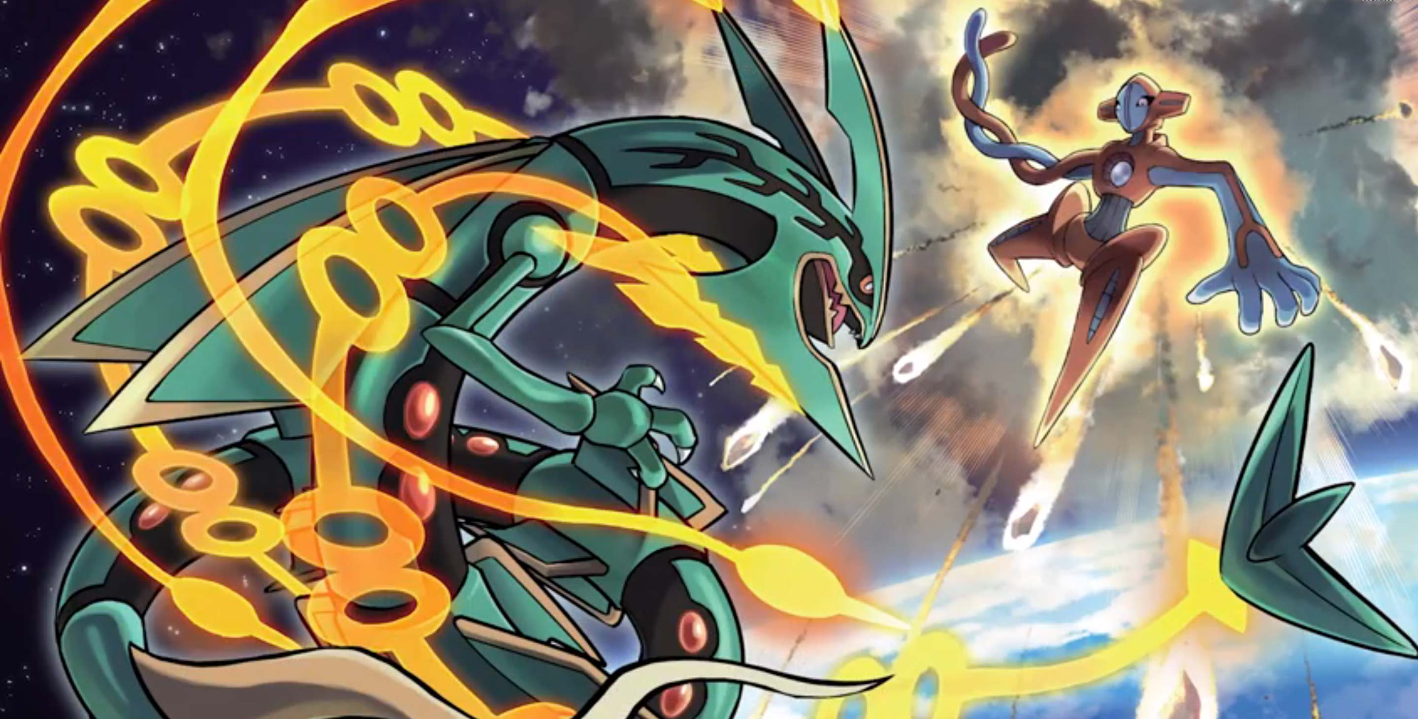 Pokémon Go story quests and Deoxys