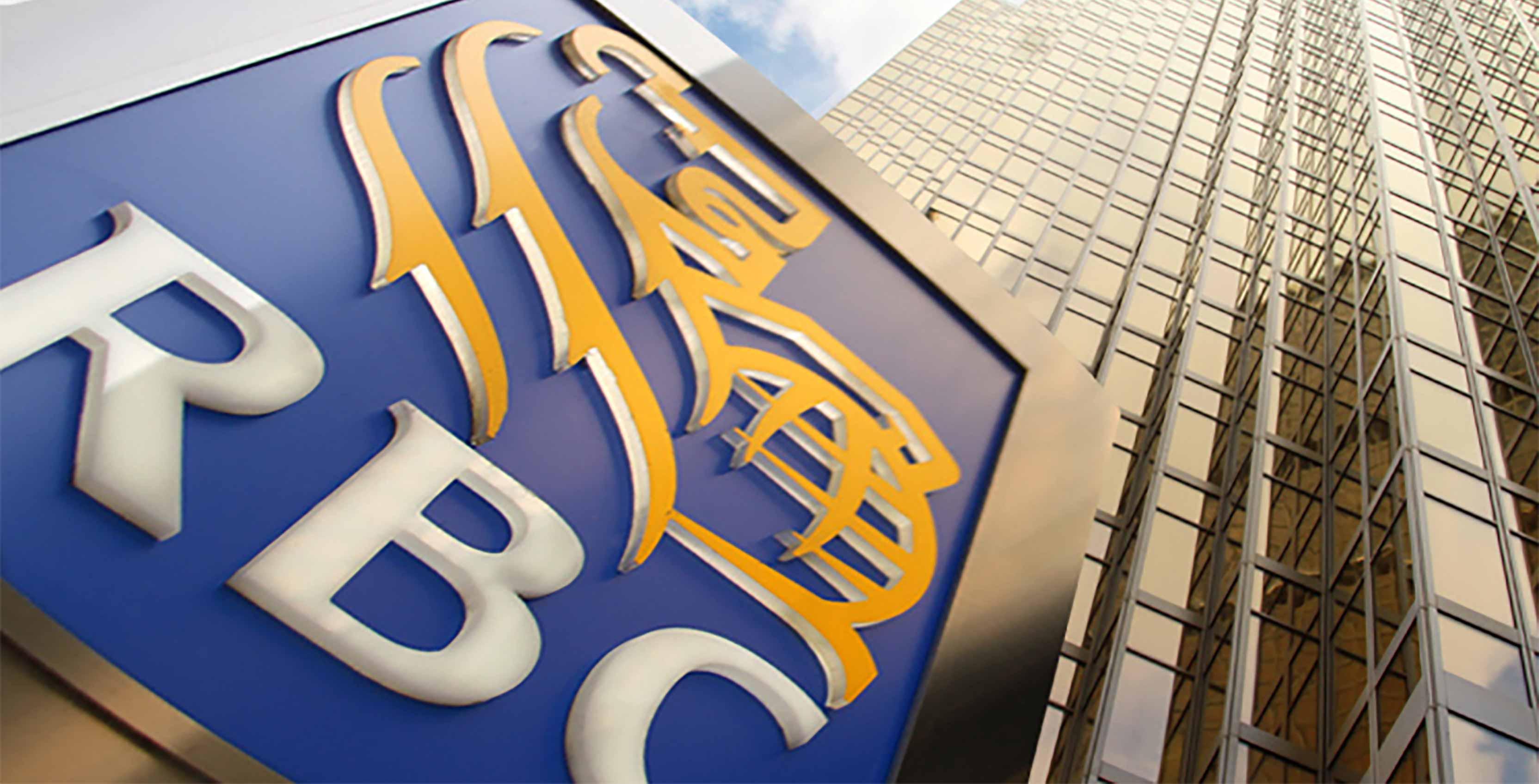 RBC sign Toronto