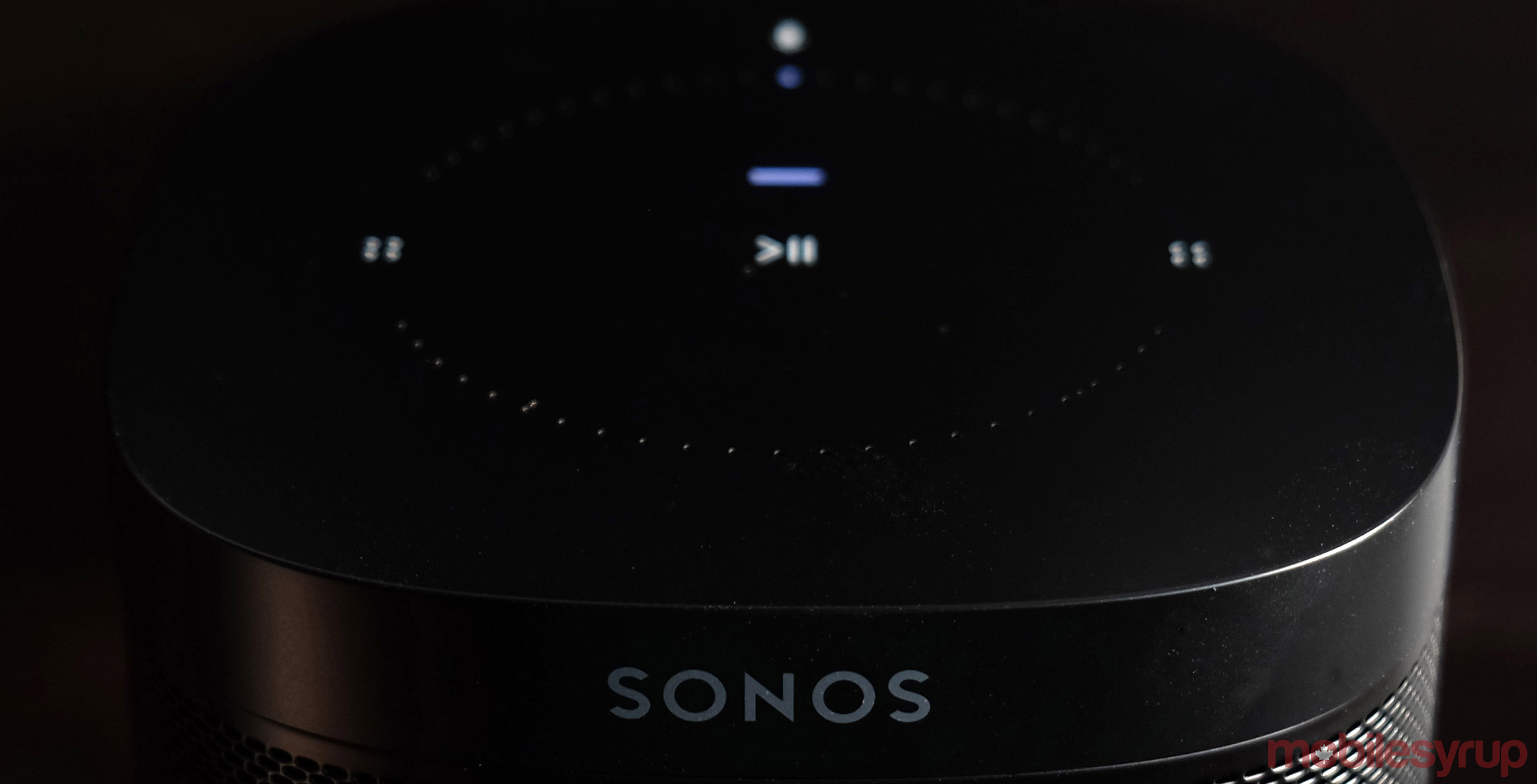 The new Sonos One speaker