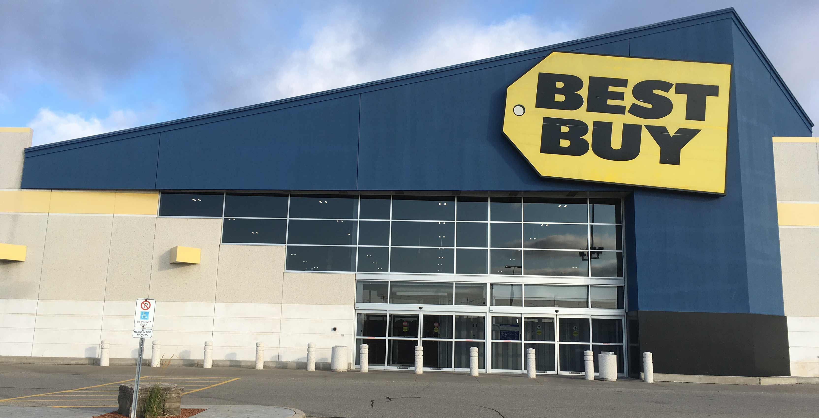 Best Buy Heartland store in Mississauga