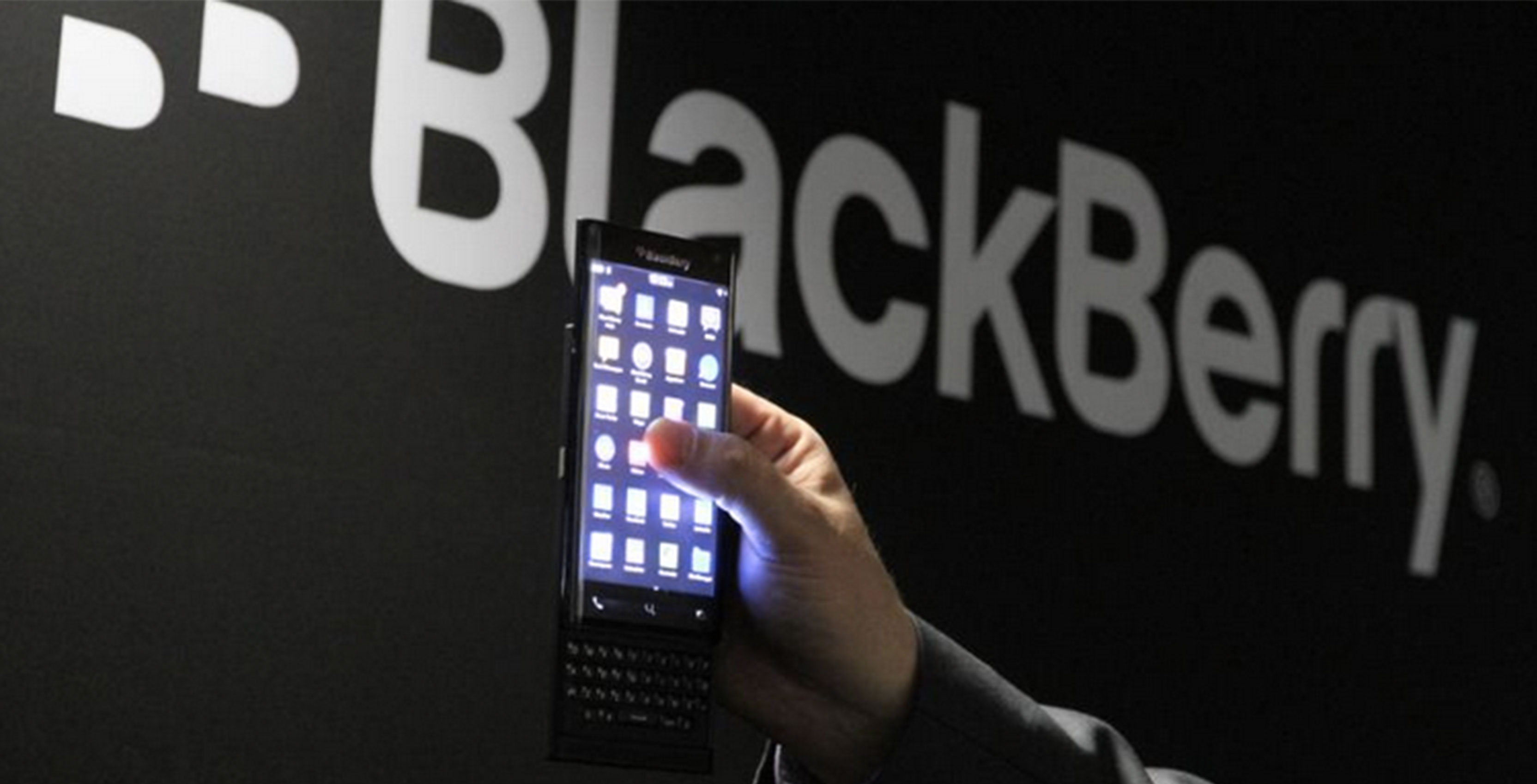 BlackBerry header