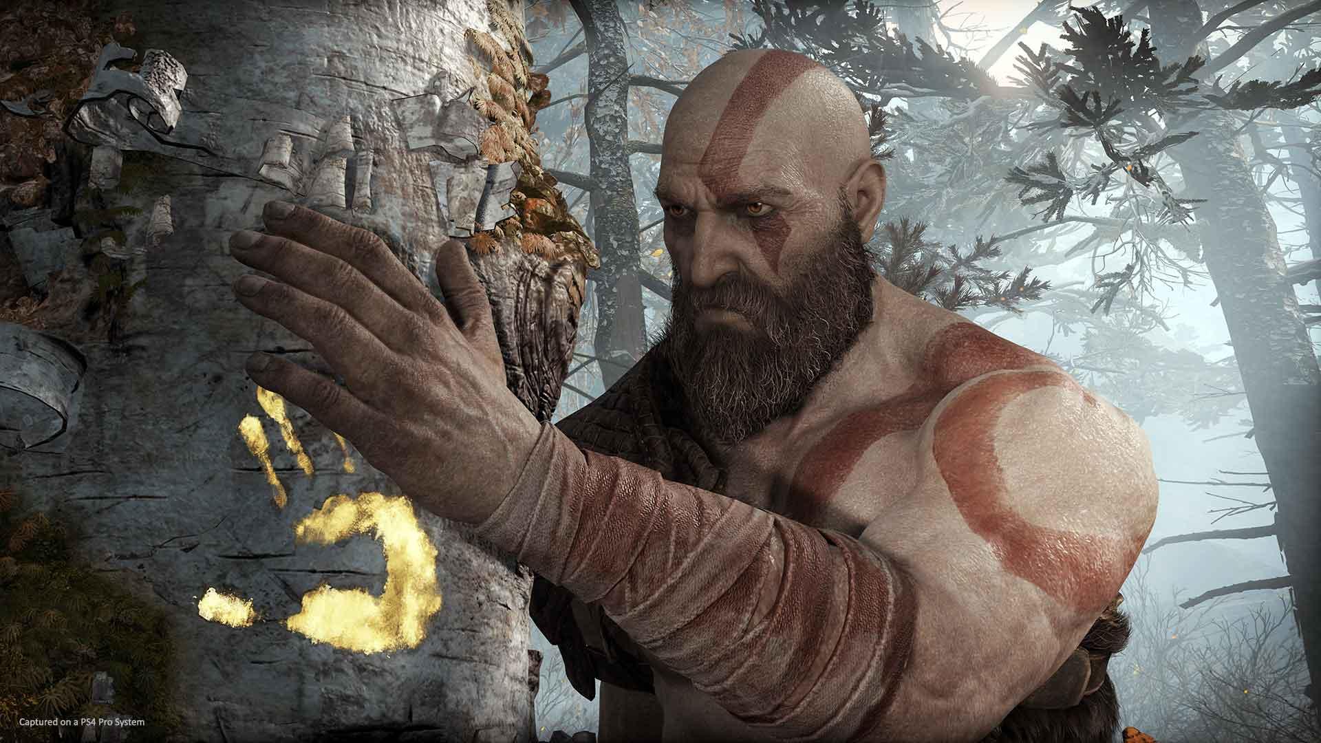 Kratos somber
