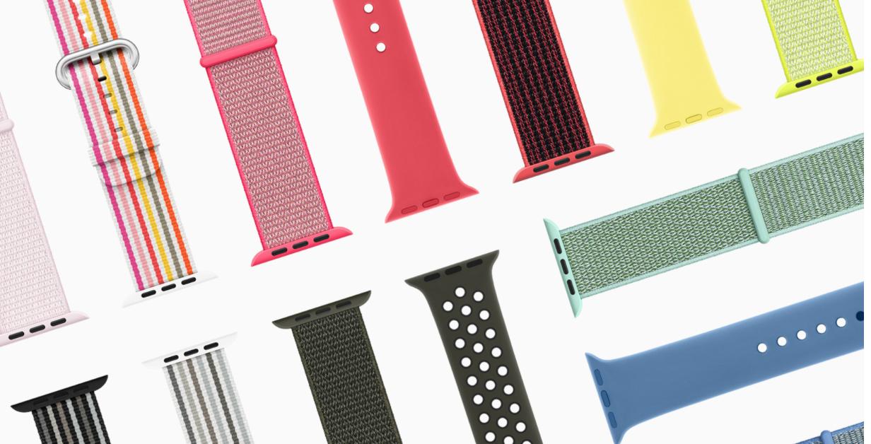 Apple Spring Watch Straps
