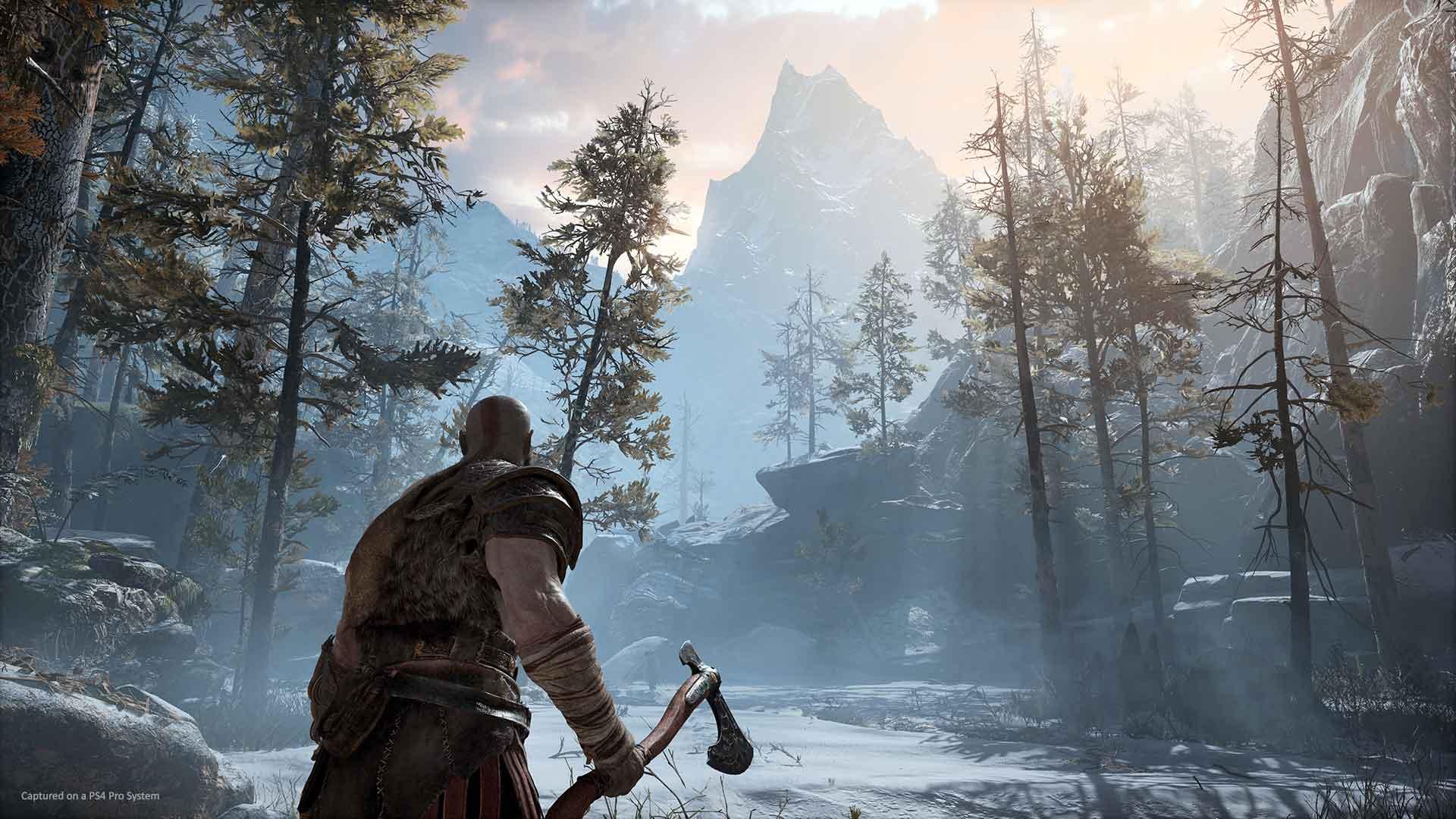 Kratos world