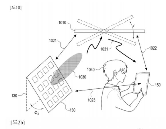 Over the air charging patent