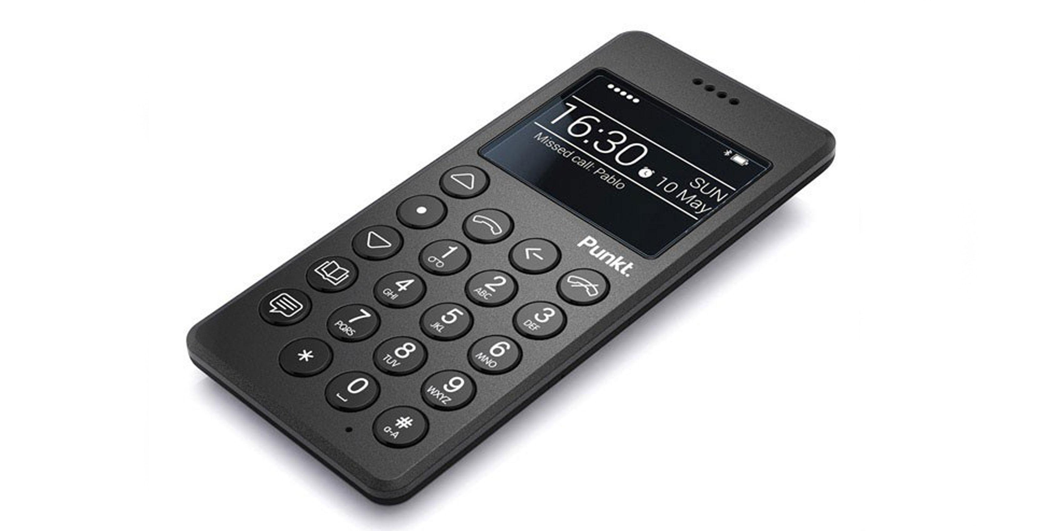 Punkt Mobile Phone