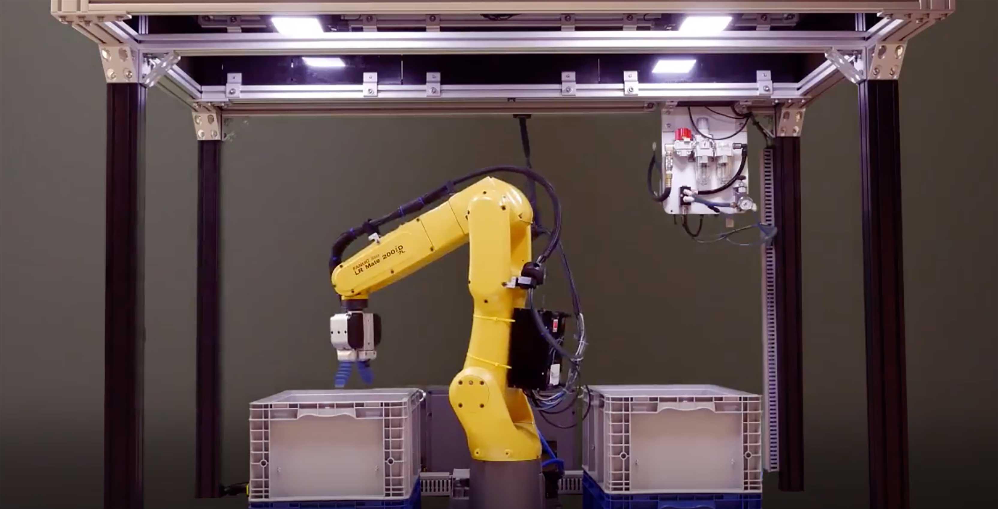 Soft Robotics Super Pick
