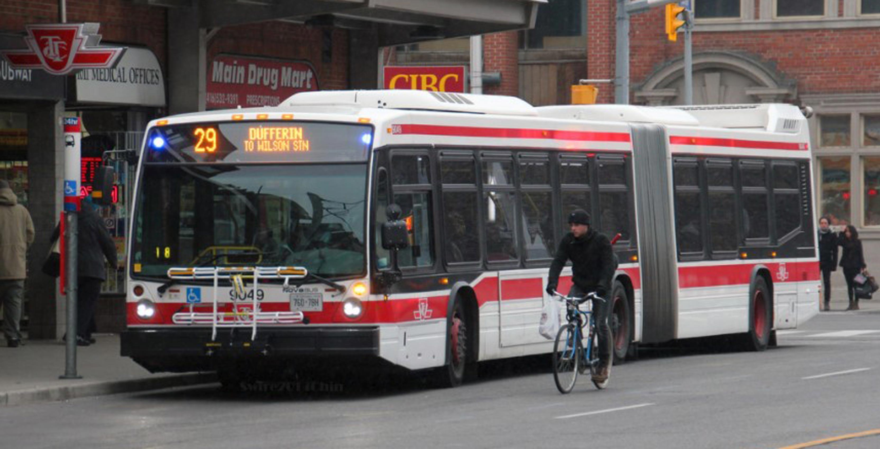 A Ttc Bus