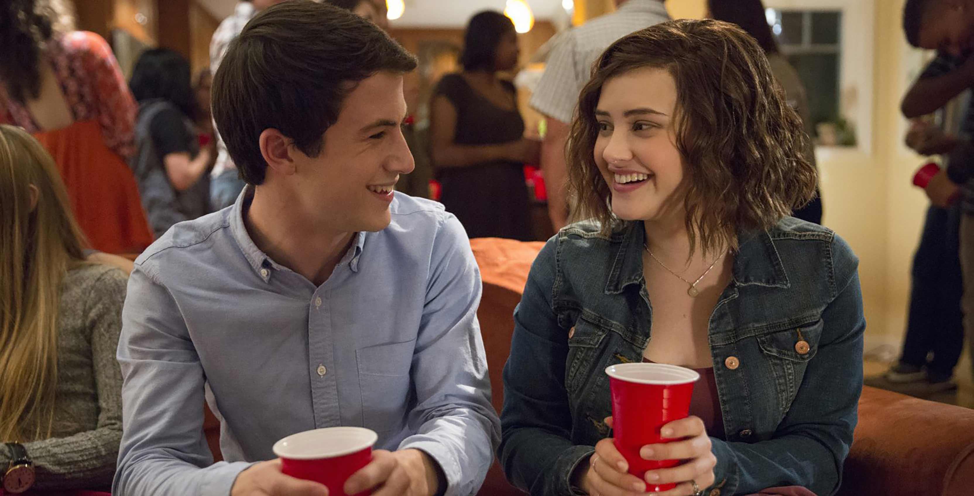 13 Reasons Why Hannah and Clay