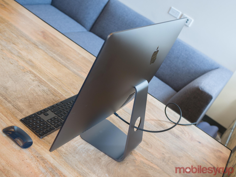 iMac Pro rear