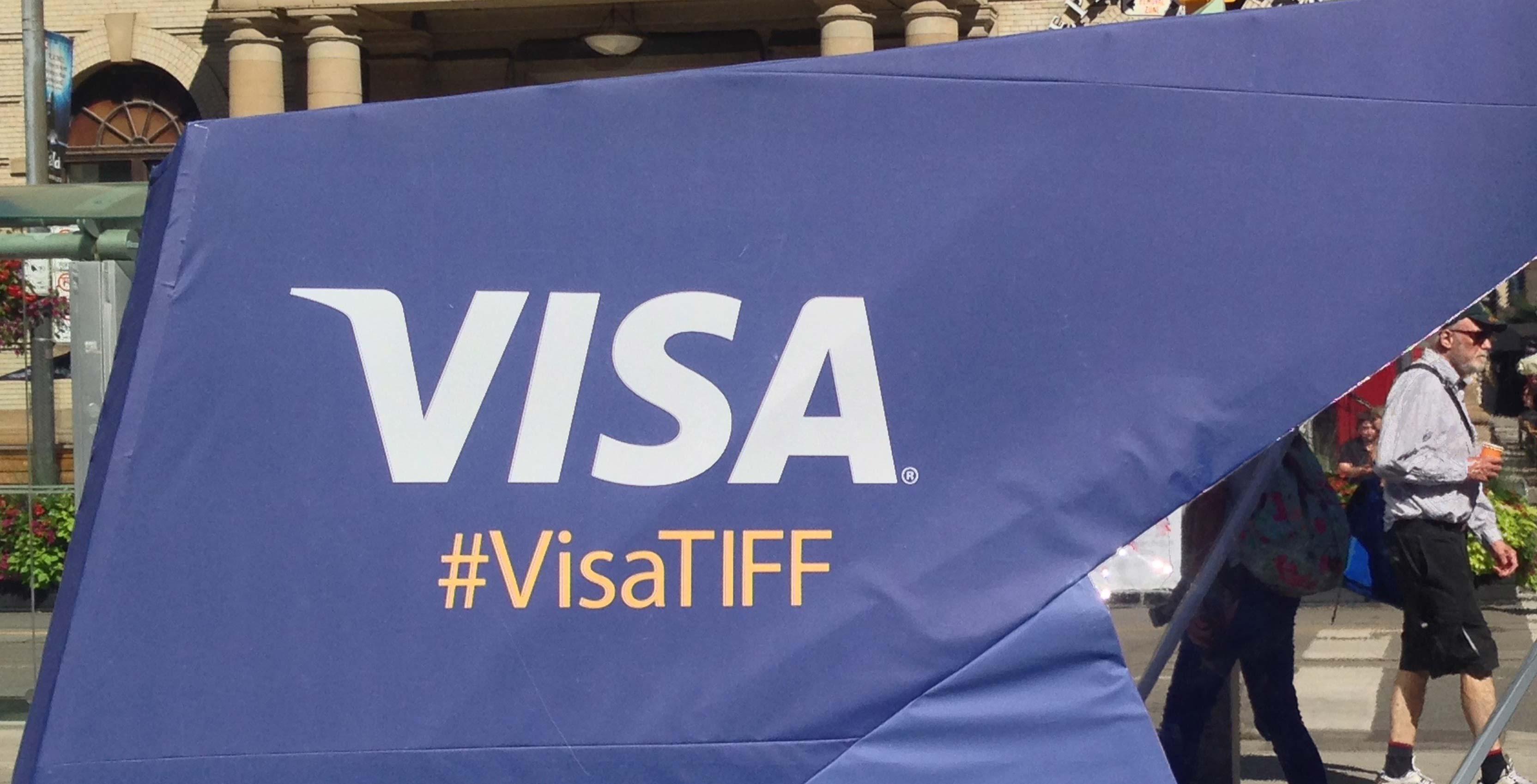 Visa header