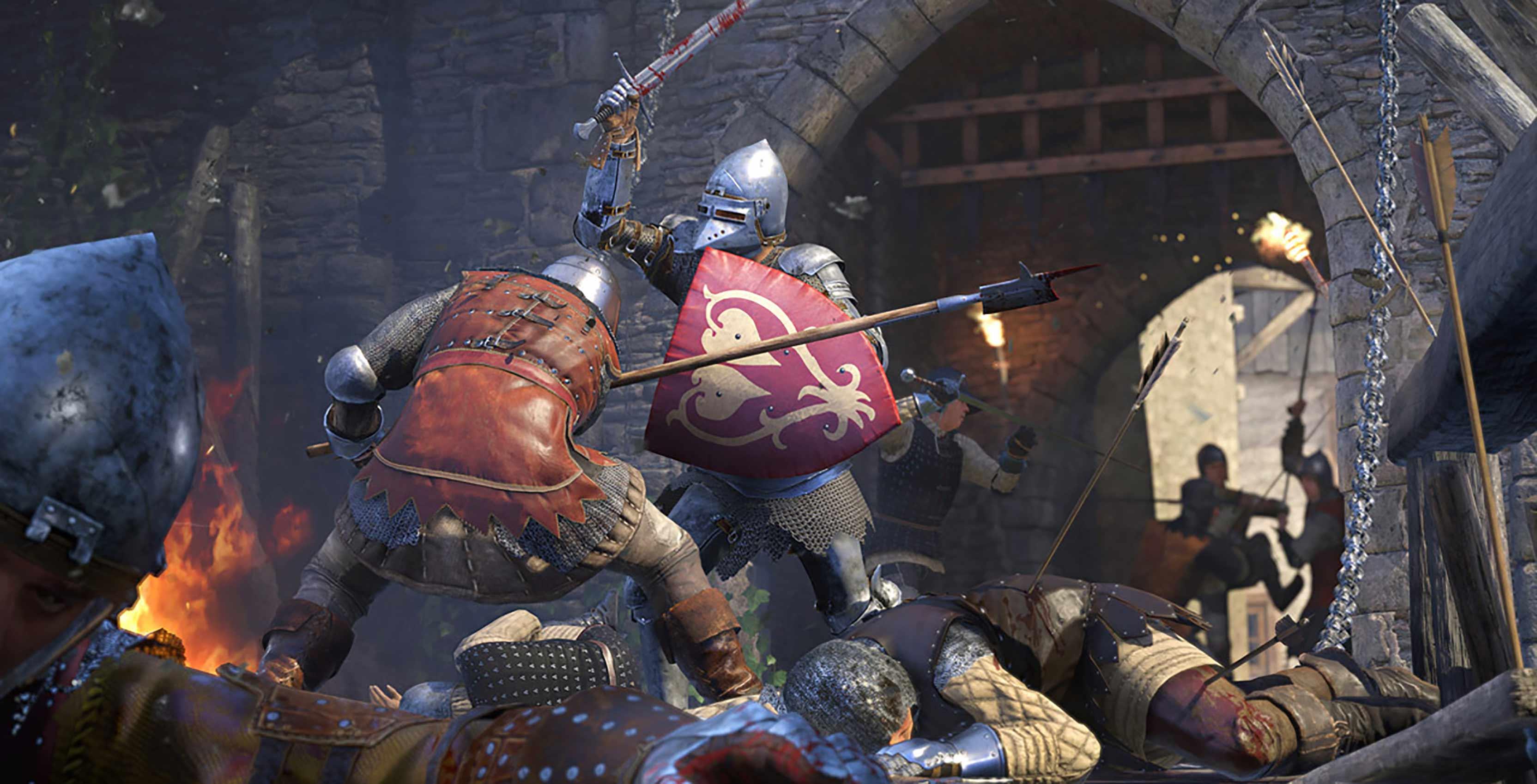 Kingdom Come Deliverance combat
