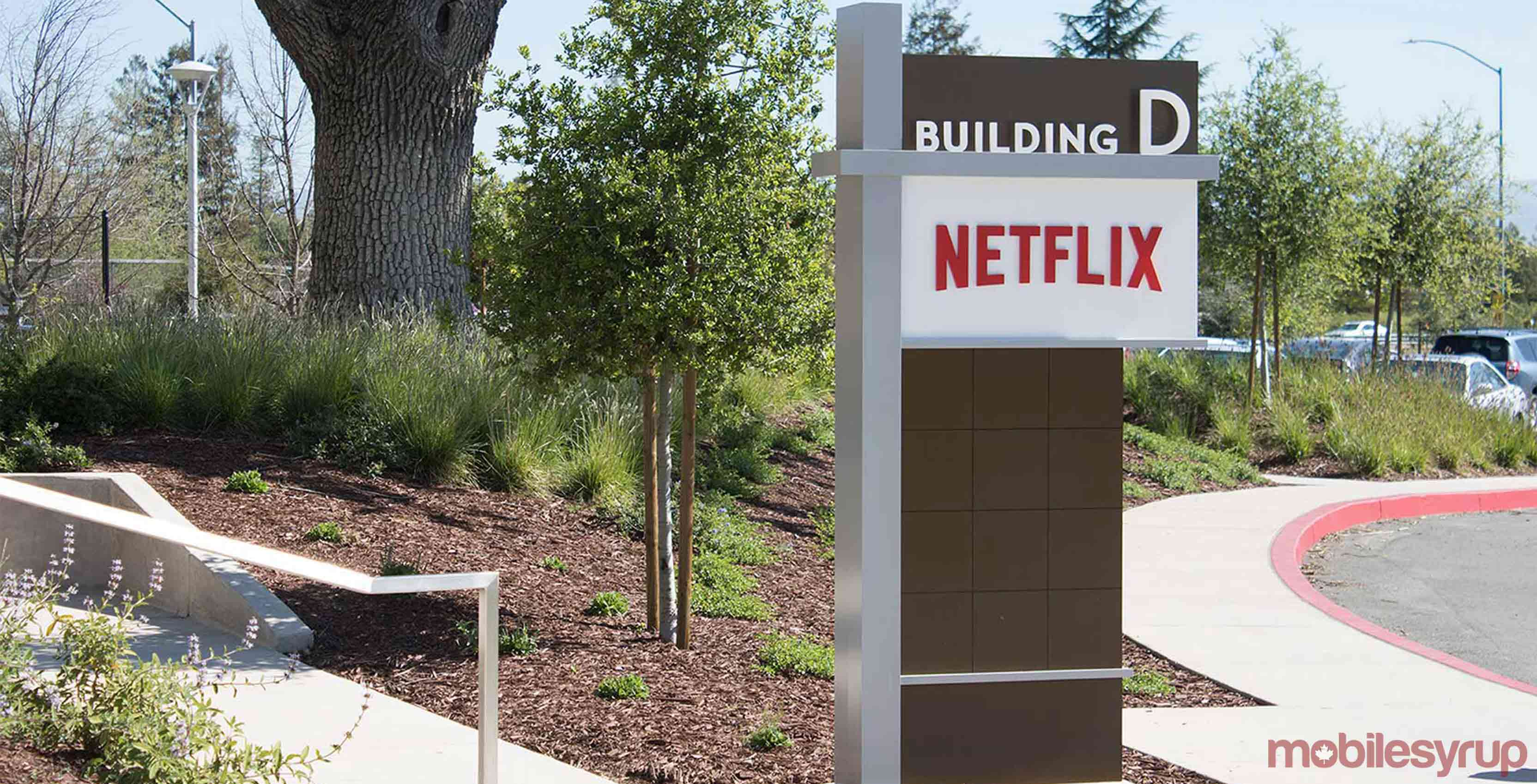 Netflix building D
