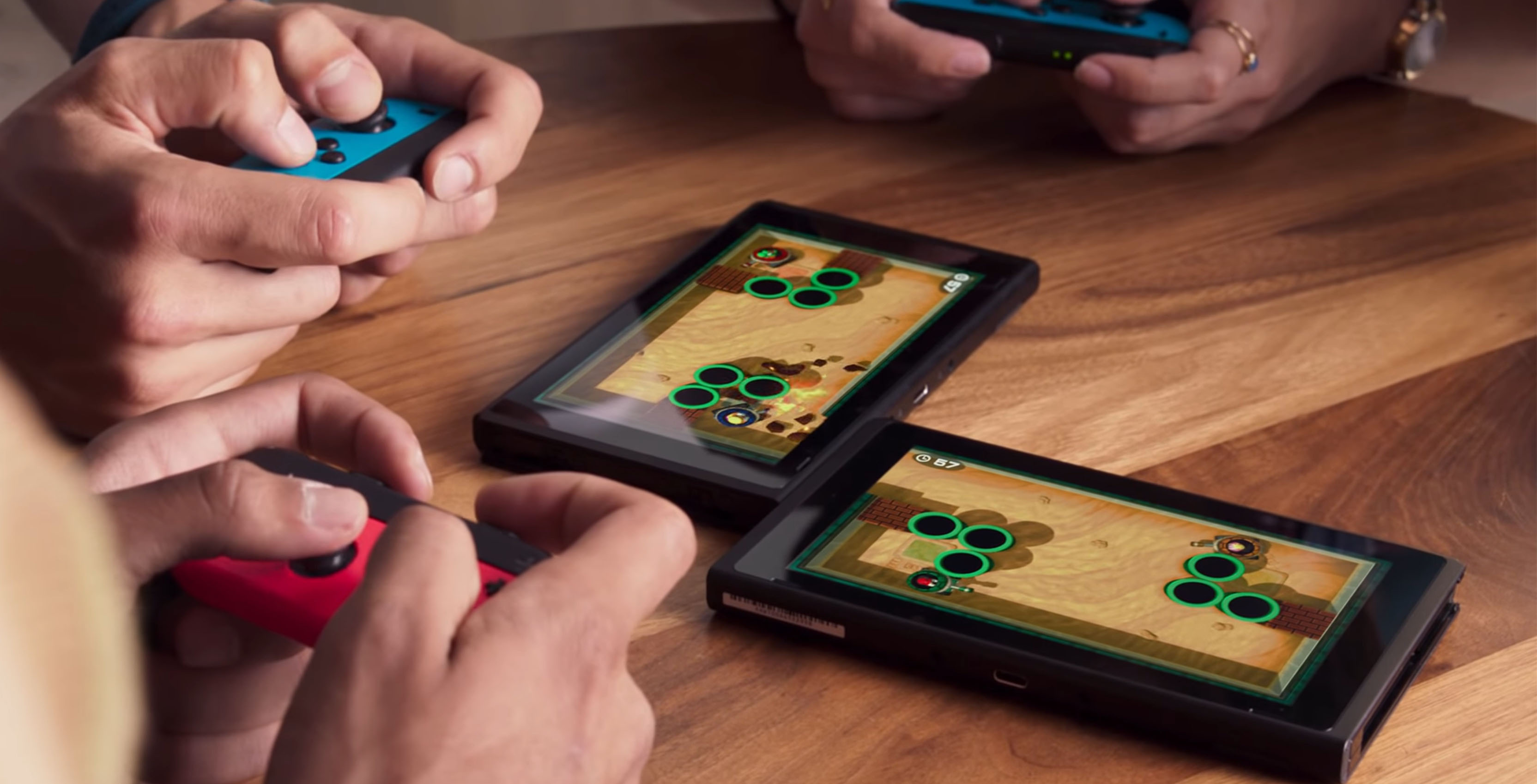 Super Mario Part on Nintendo Switch