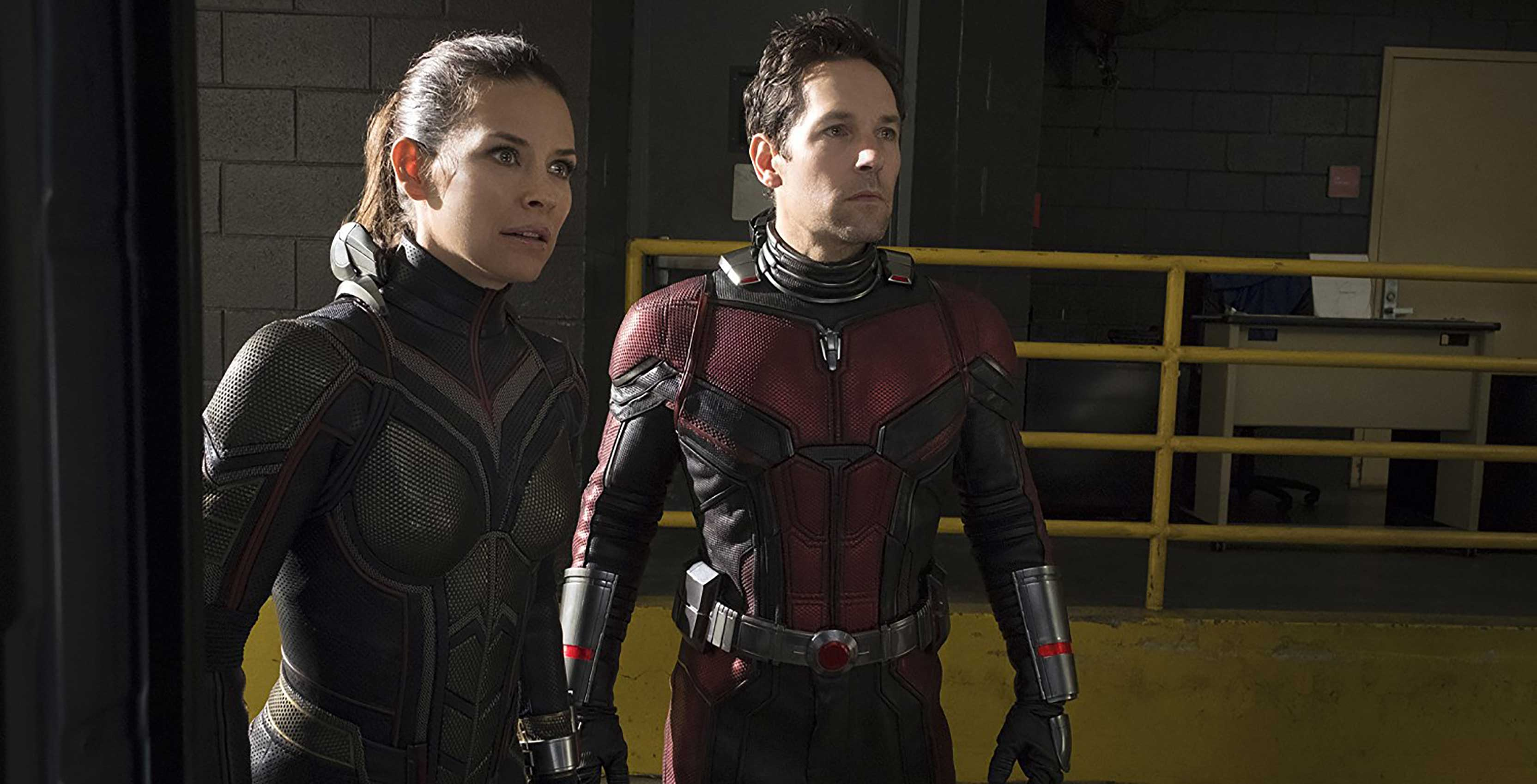 Ant-Man and The Wasp Hope and Scott