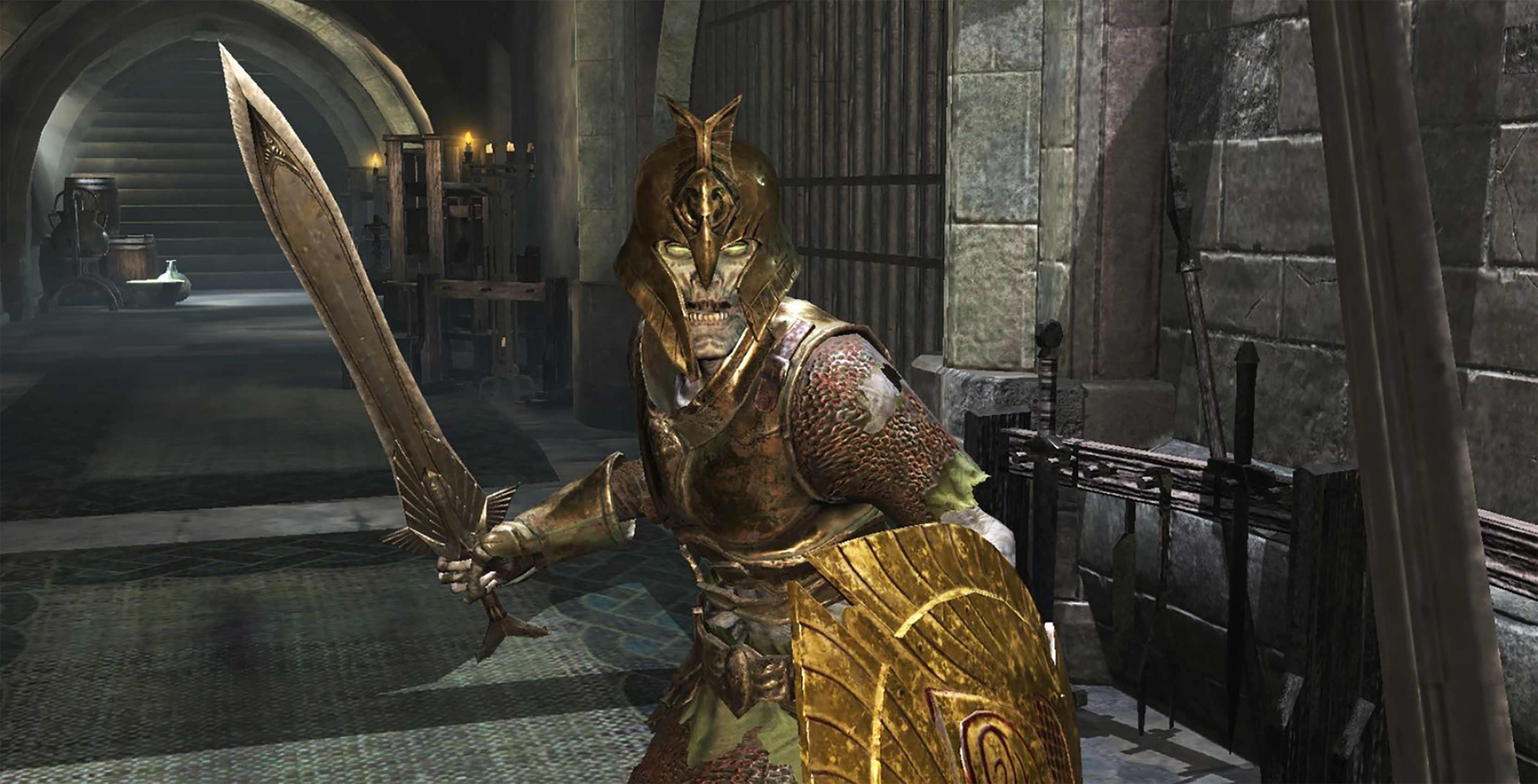 The Elder Scrolls Blades combat