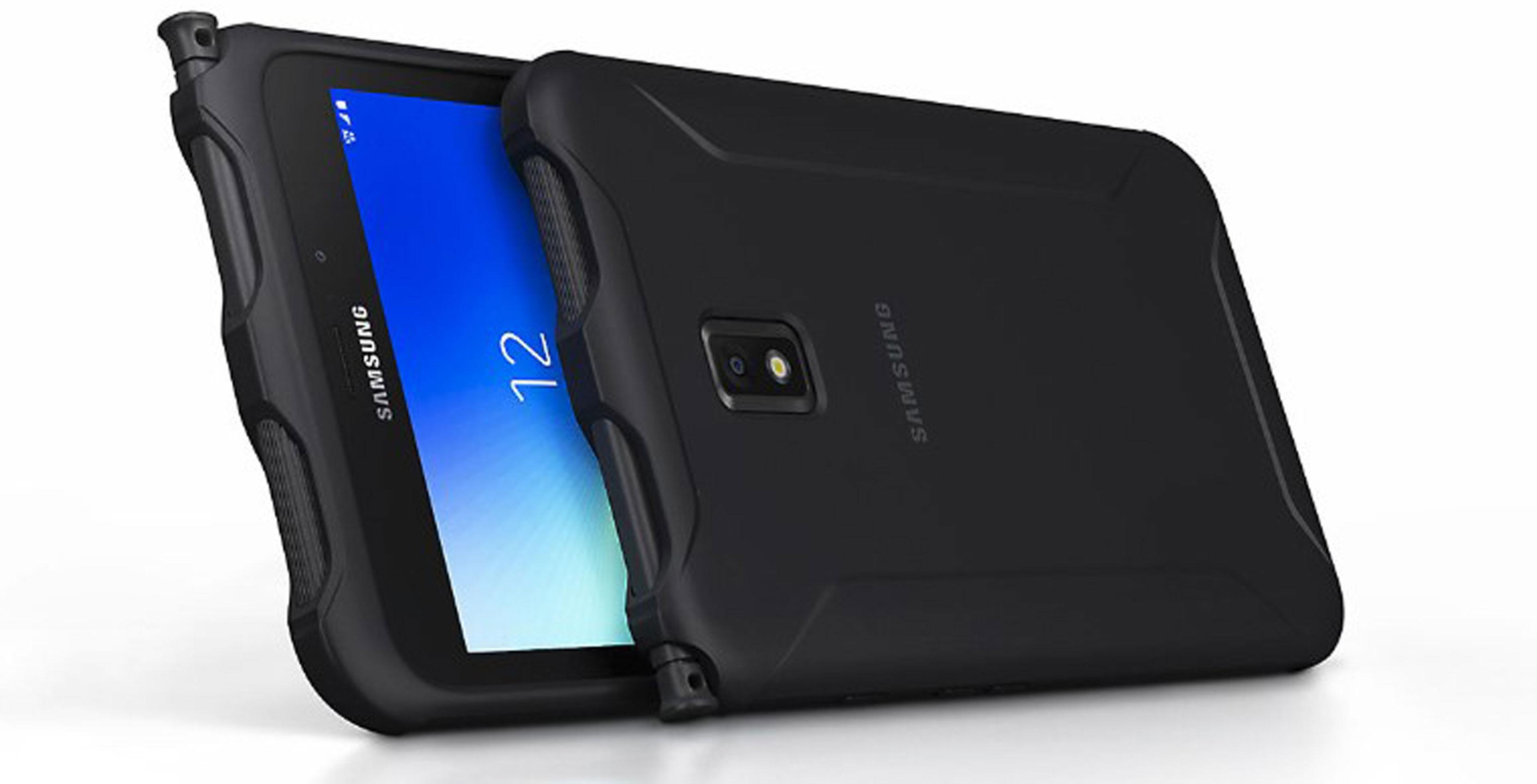 The rugged Galaxy Tab Active 2