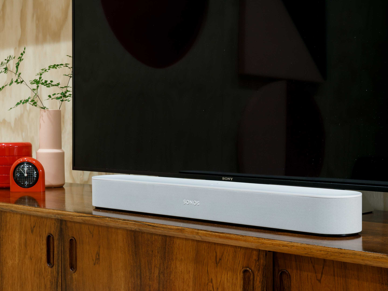 Sonos Beam in white