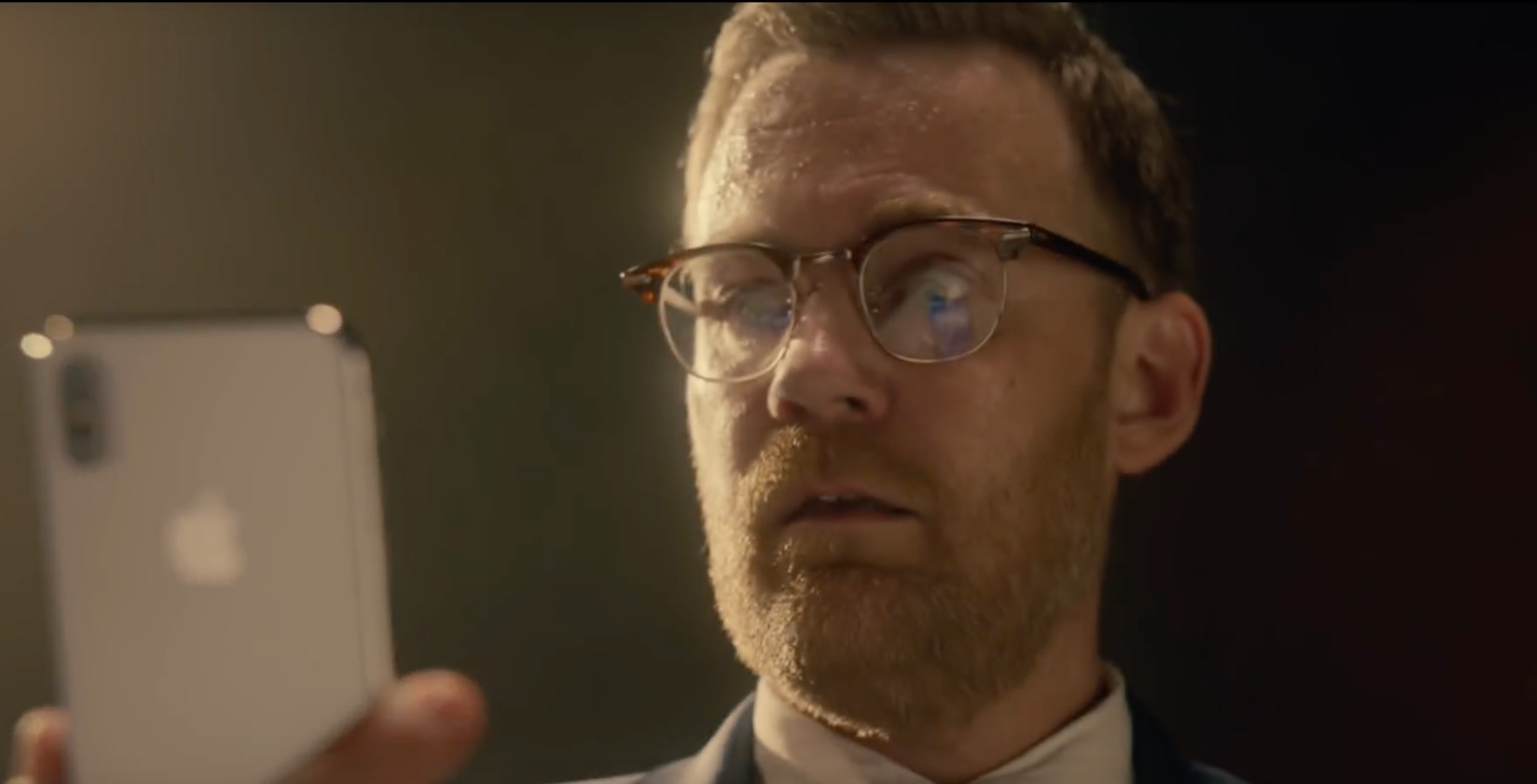 Apple's humorous new Memory iPhone X ad