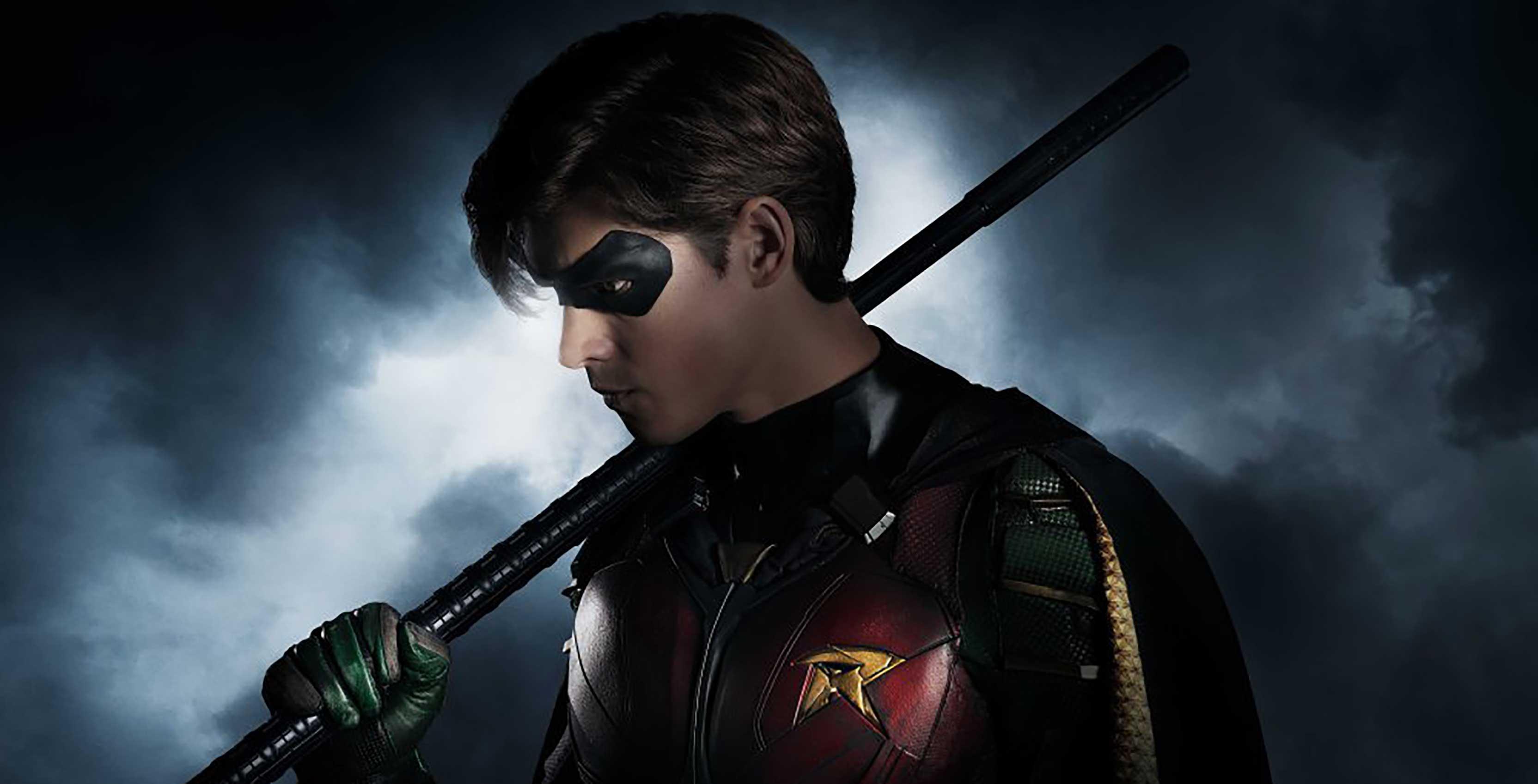 DC Universe Titans Robin