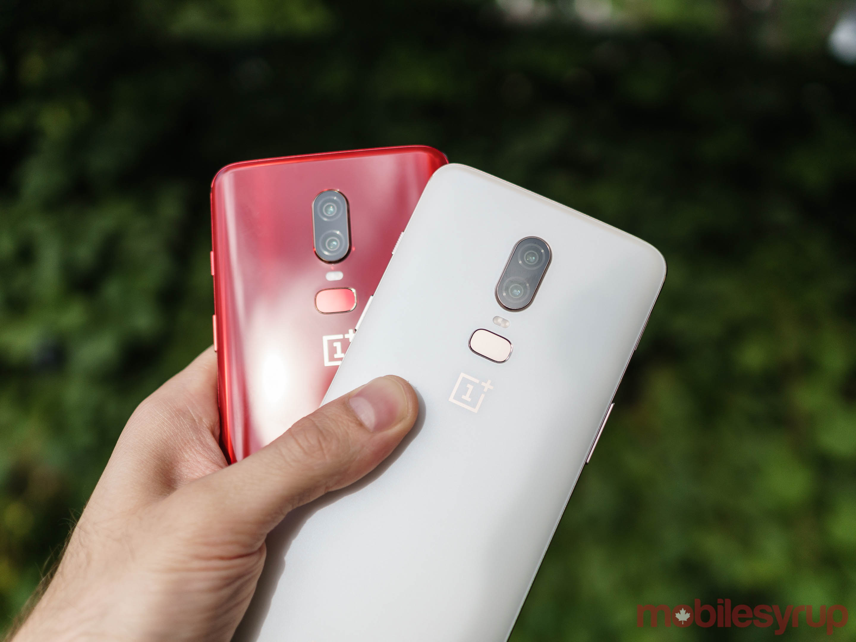 OnePlus 6 models compared