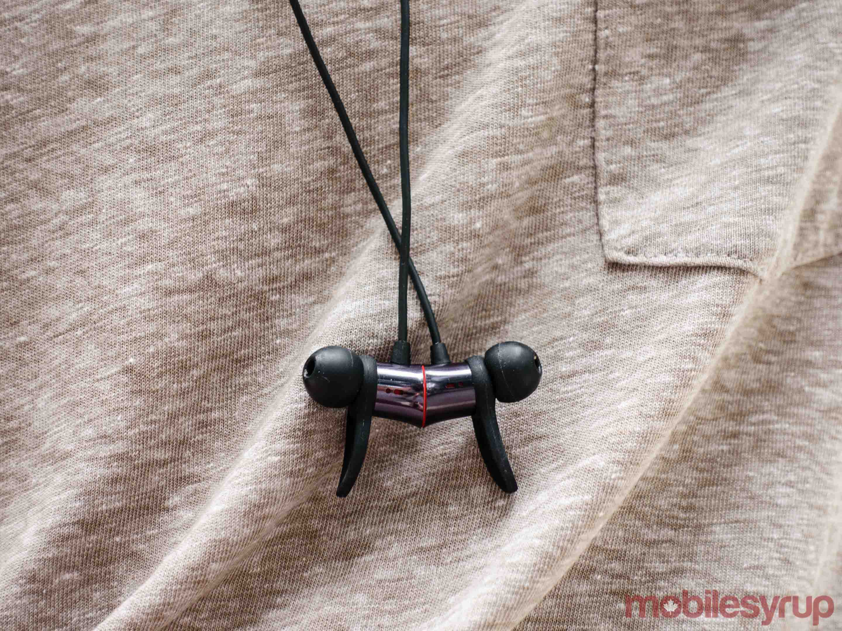 The Bullets Wireless drivers are magnetized
