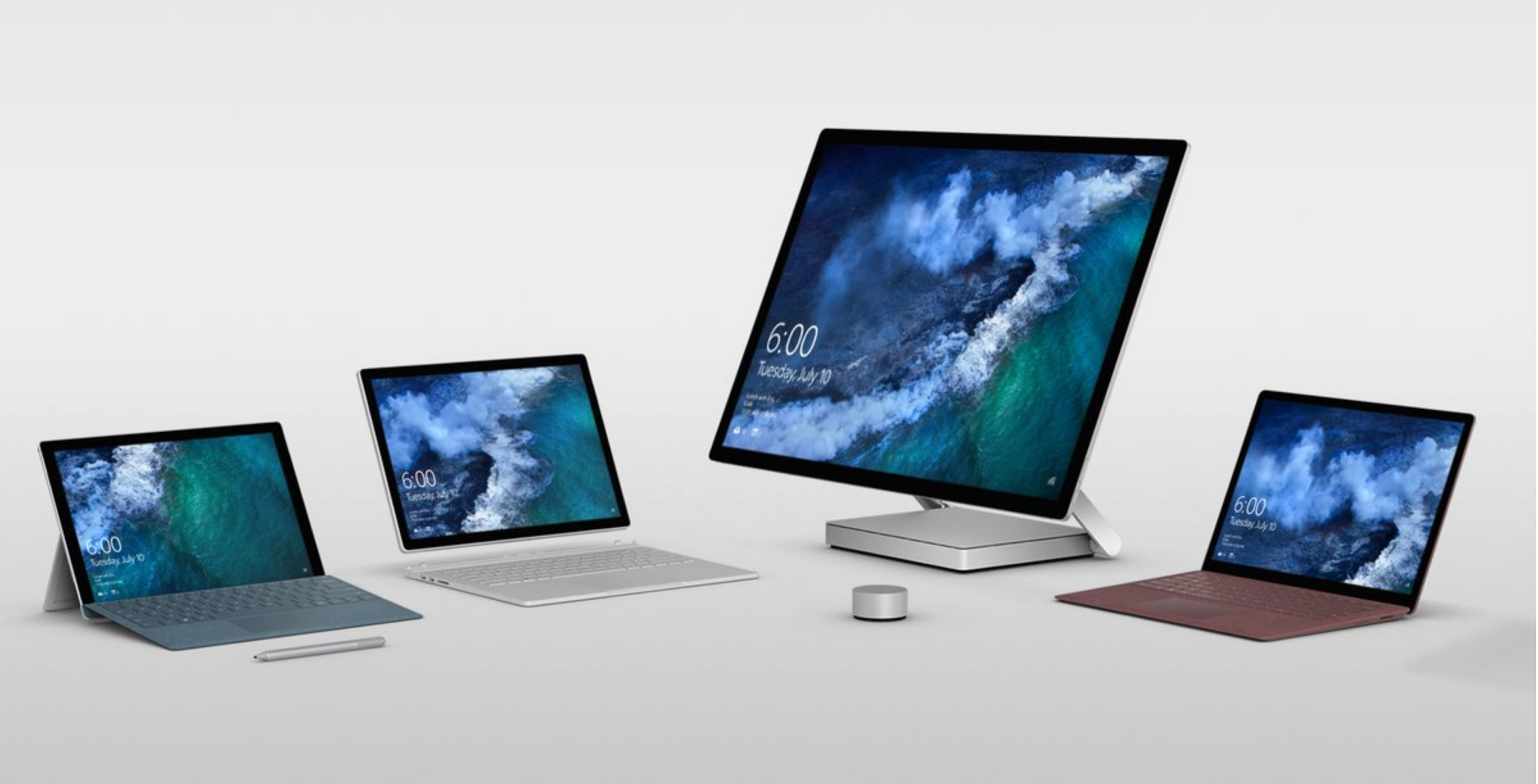 Surface teaser