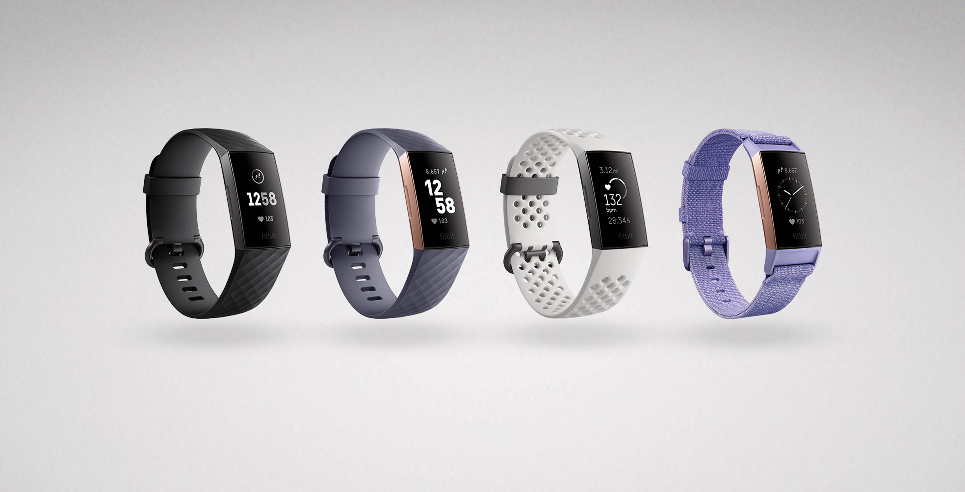 Fitbit's new Charge 3 fitness tracker