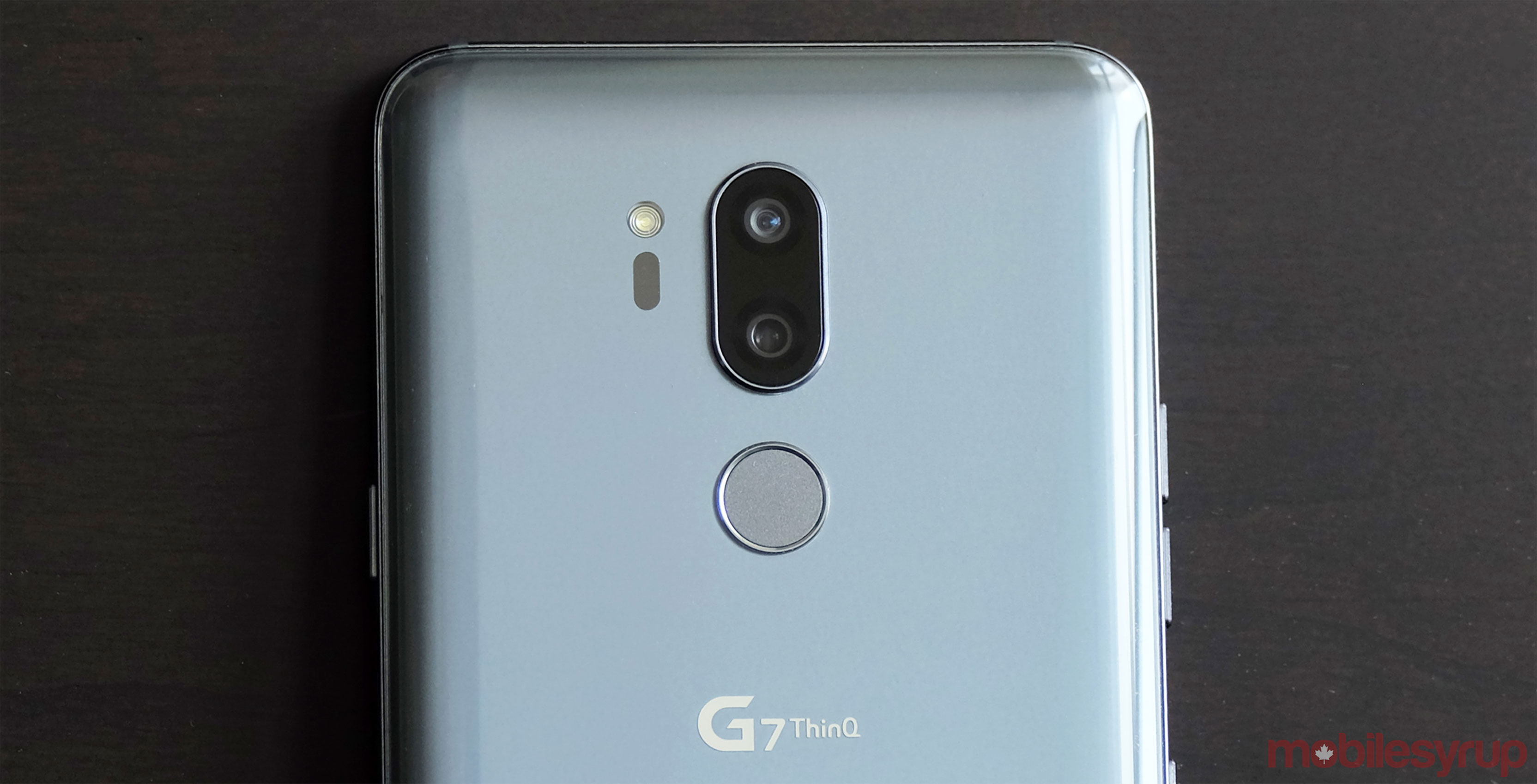 LG G7 Thin Q camera