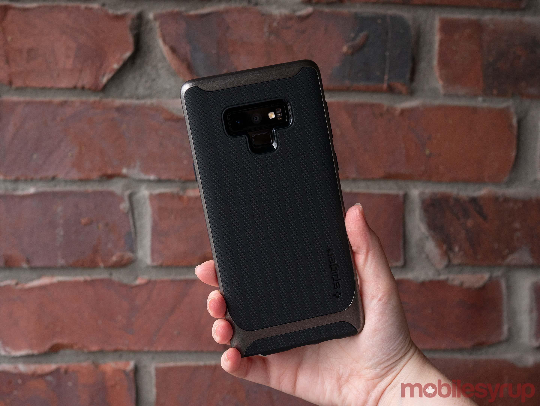 Note 9 Spigen Neo Hybrid case