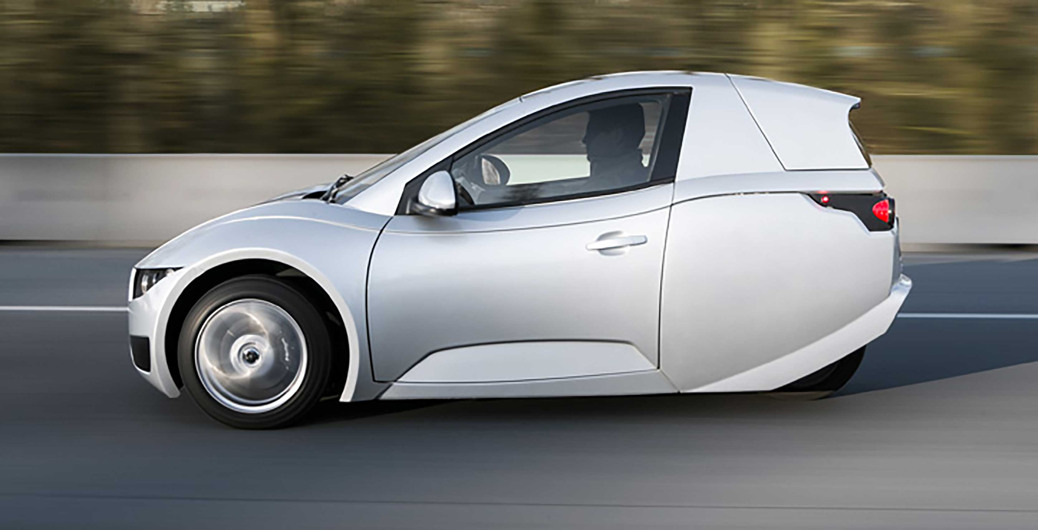 Solo electric car