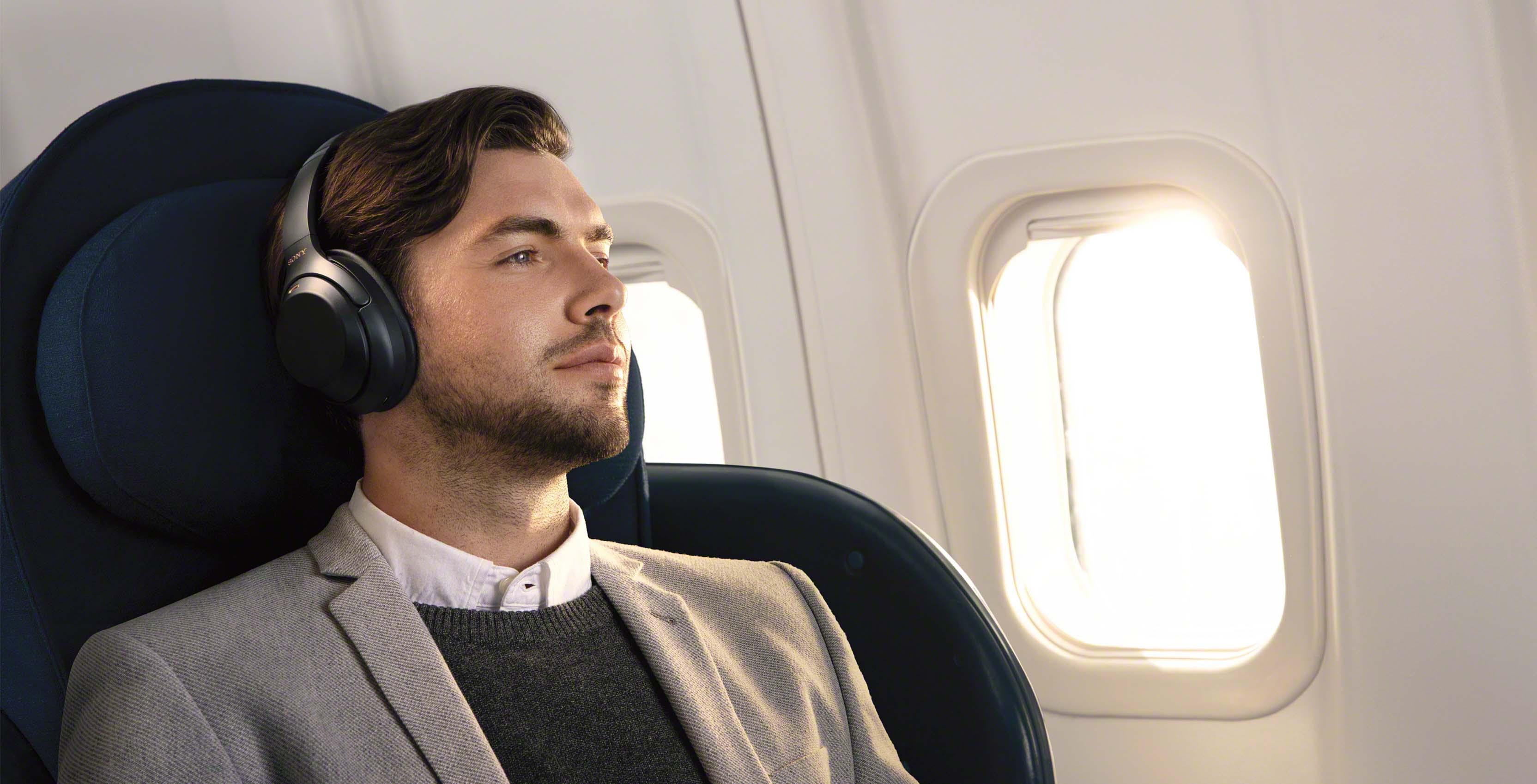 Sony WH-1000MX3 headphones