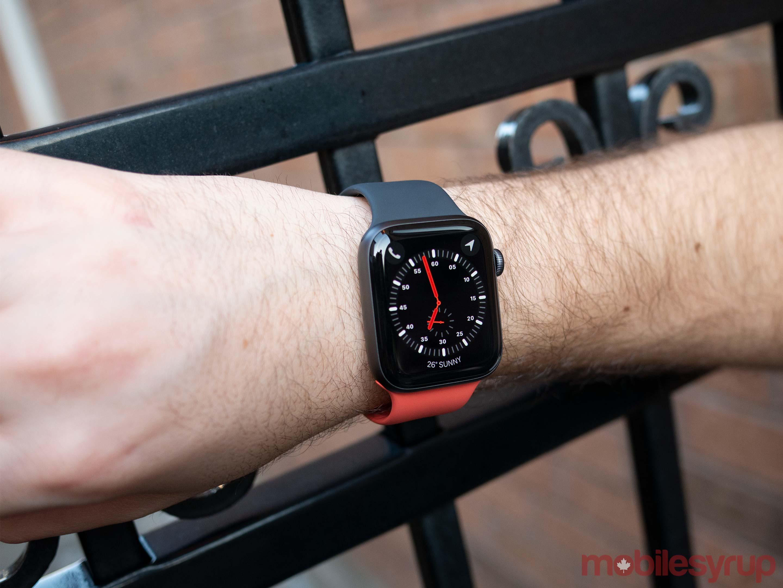 Apple Watch Series 4 Watch Face