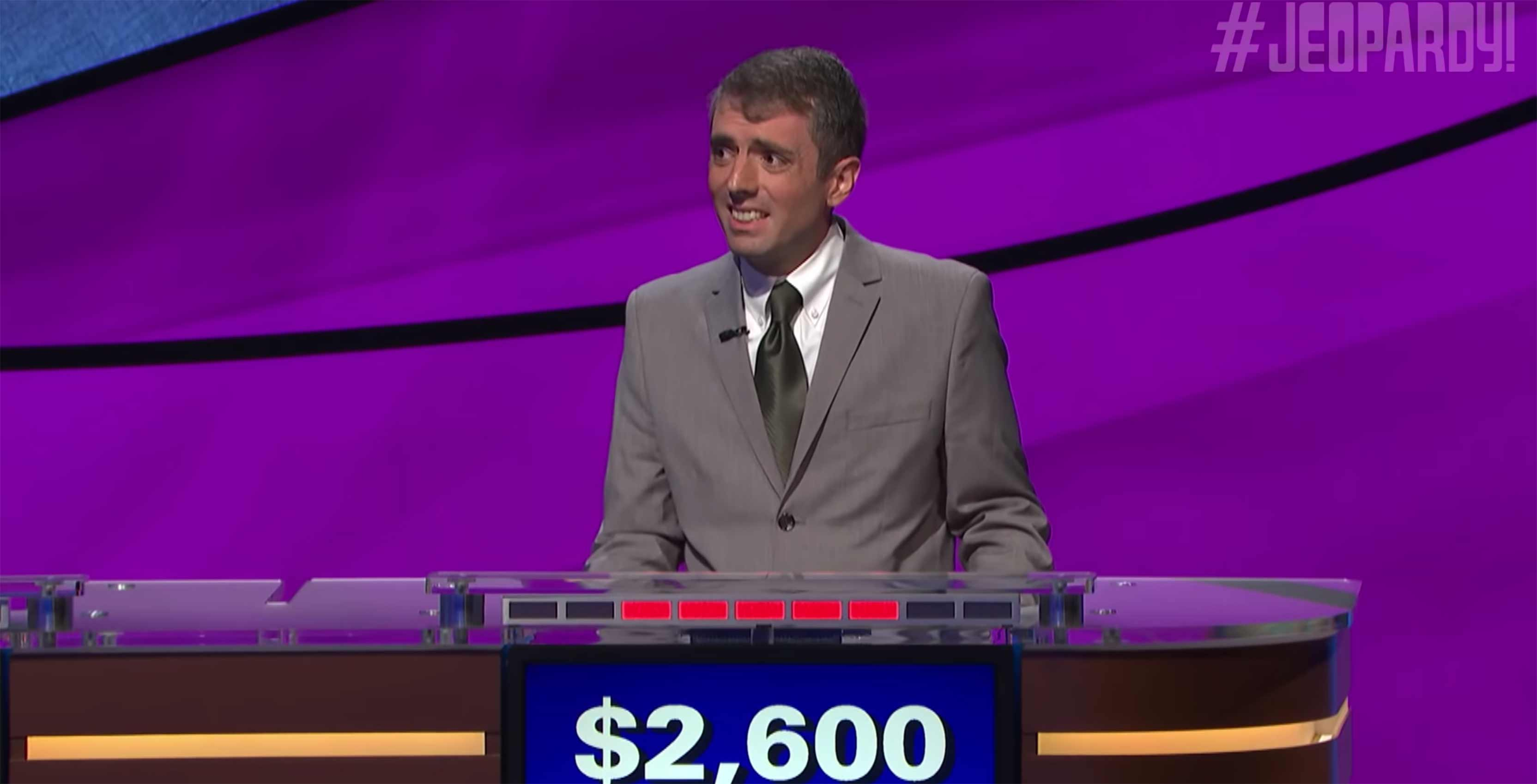 Jeopardy! contestant