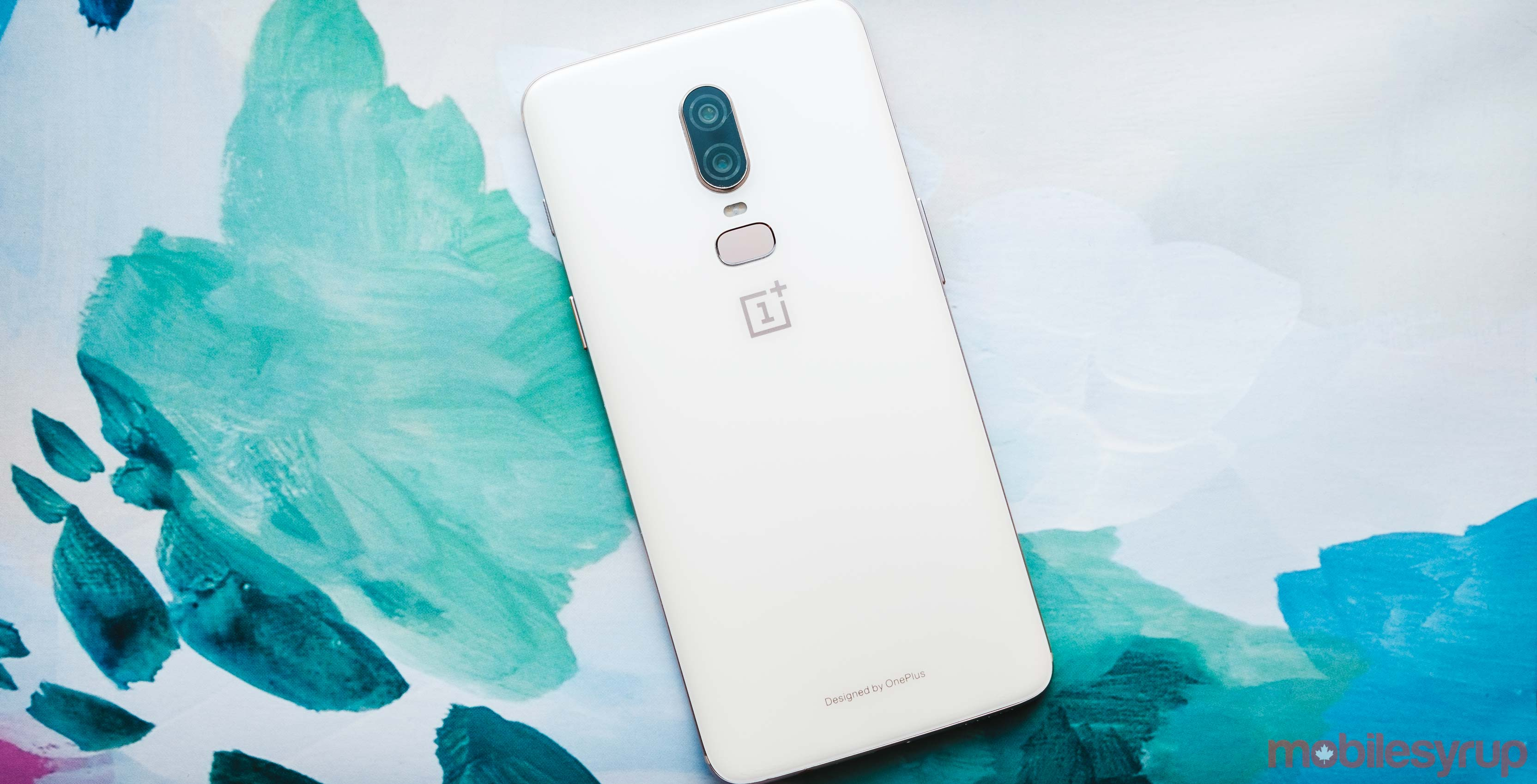 OnePlus latest' flagship, the OnePlus 6