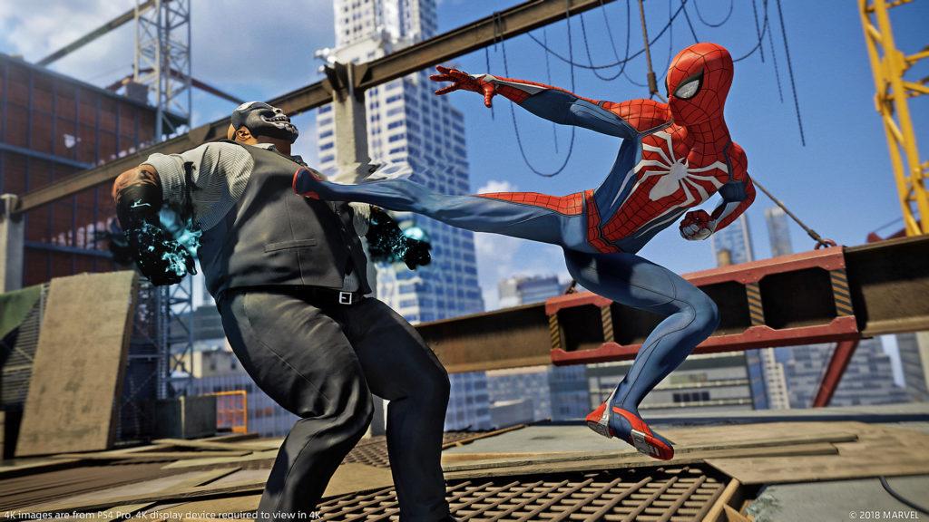 Spider-Man vs. Demon