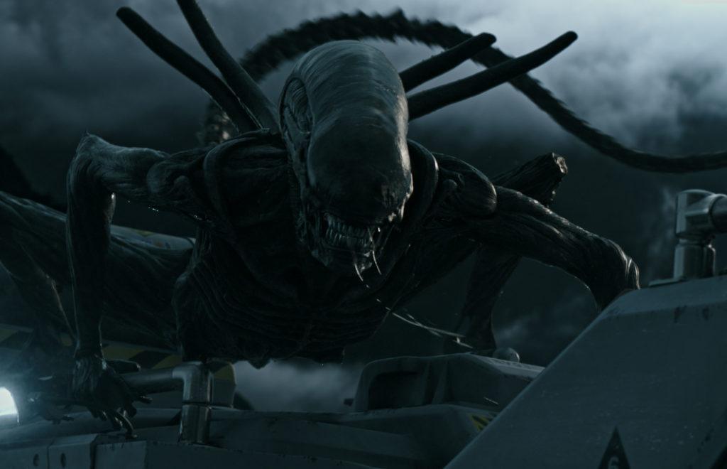 Xenomorph Alien: Covenant