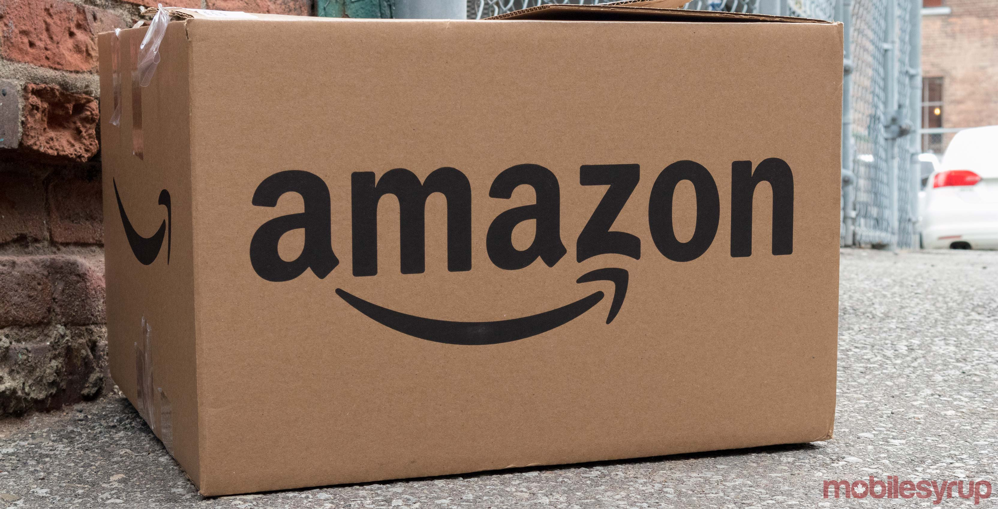 Amazon opens Toronto hub