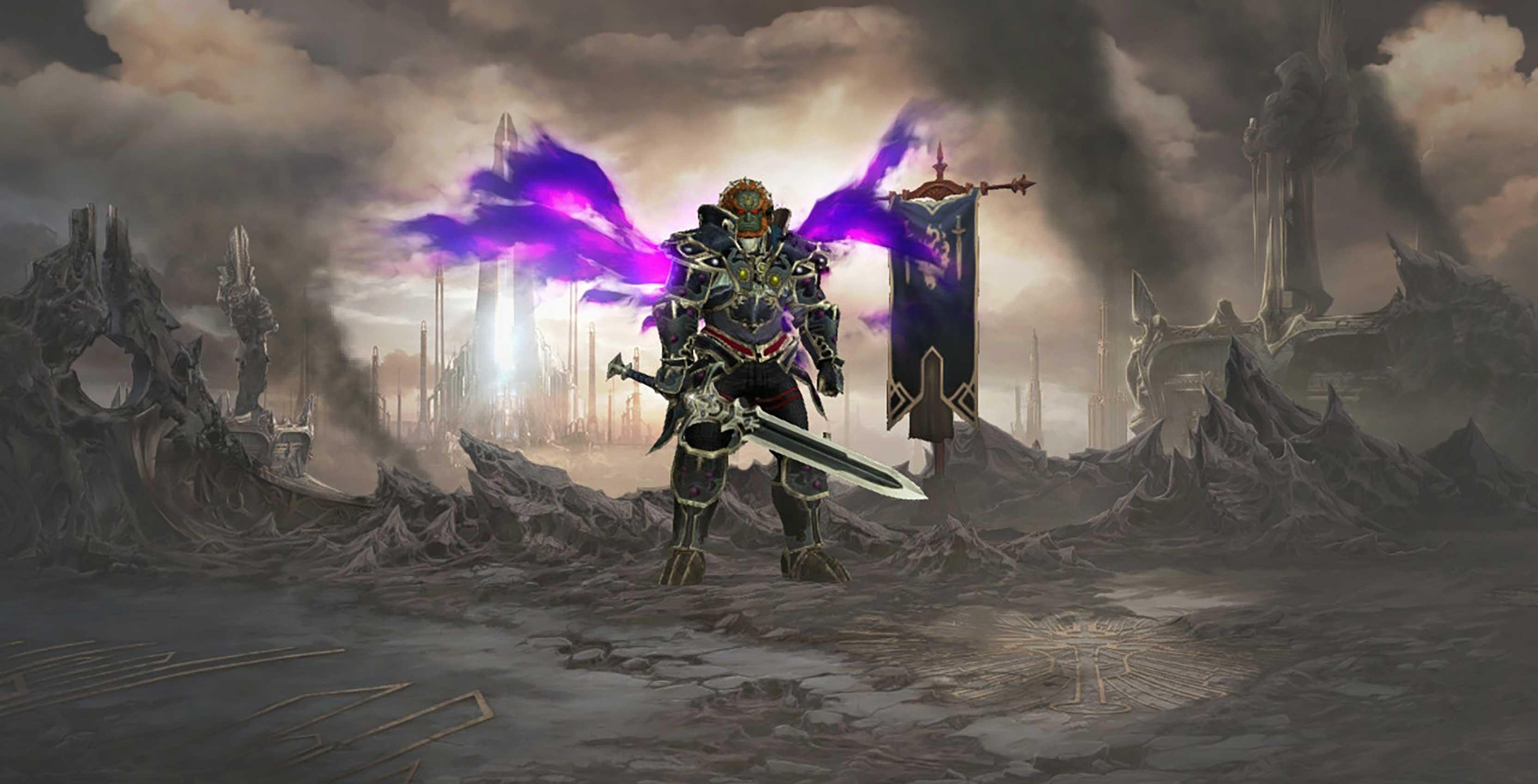 Diablo III Ganandorf
