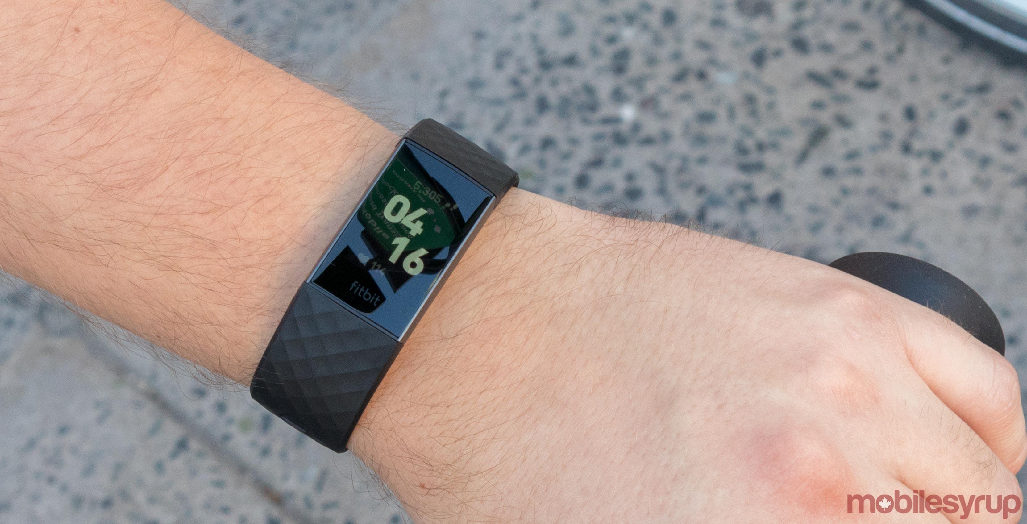 Fitbit Charge header
