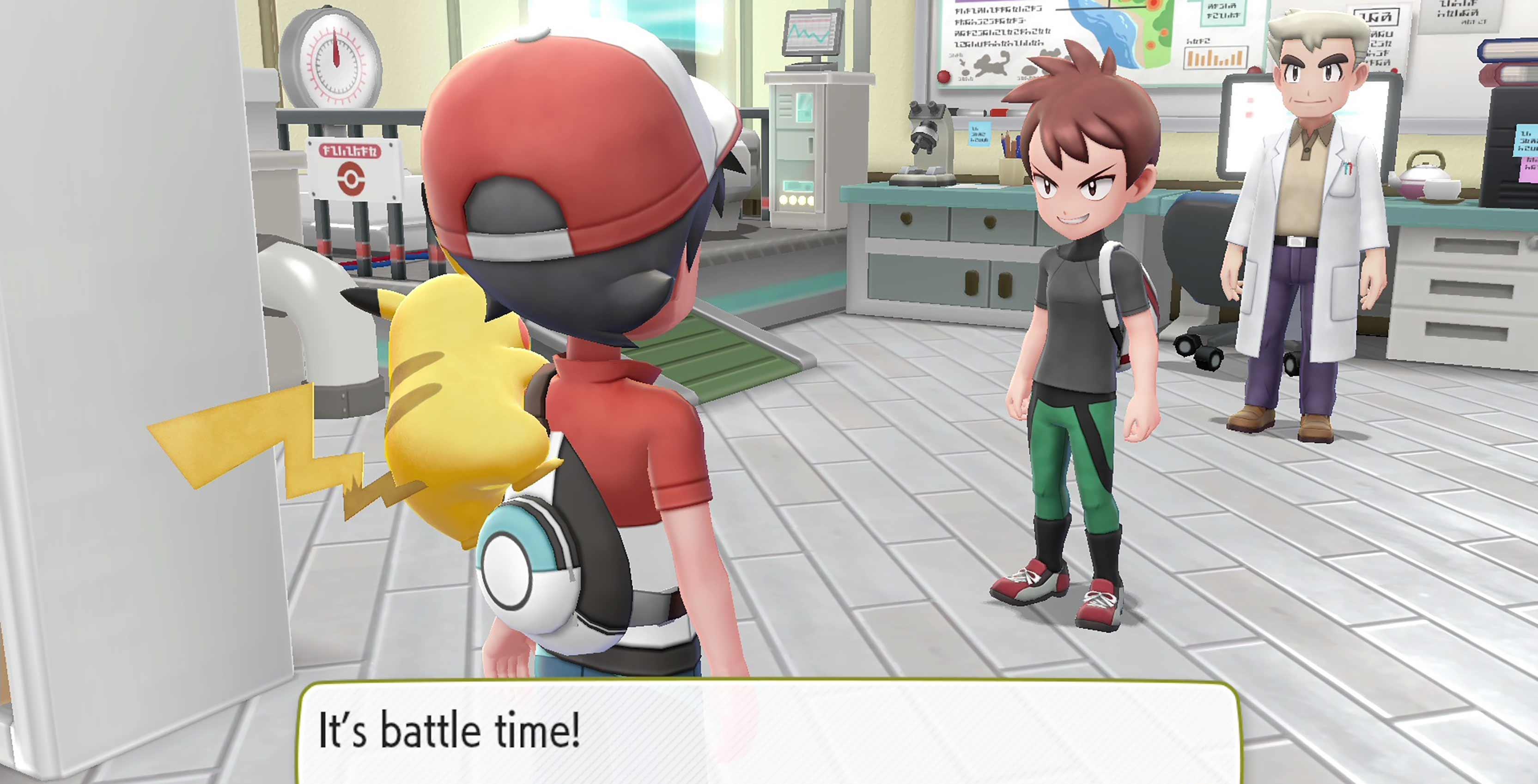Pokémon, Let's Go!