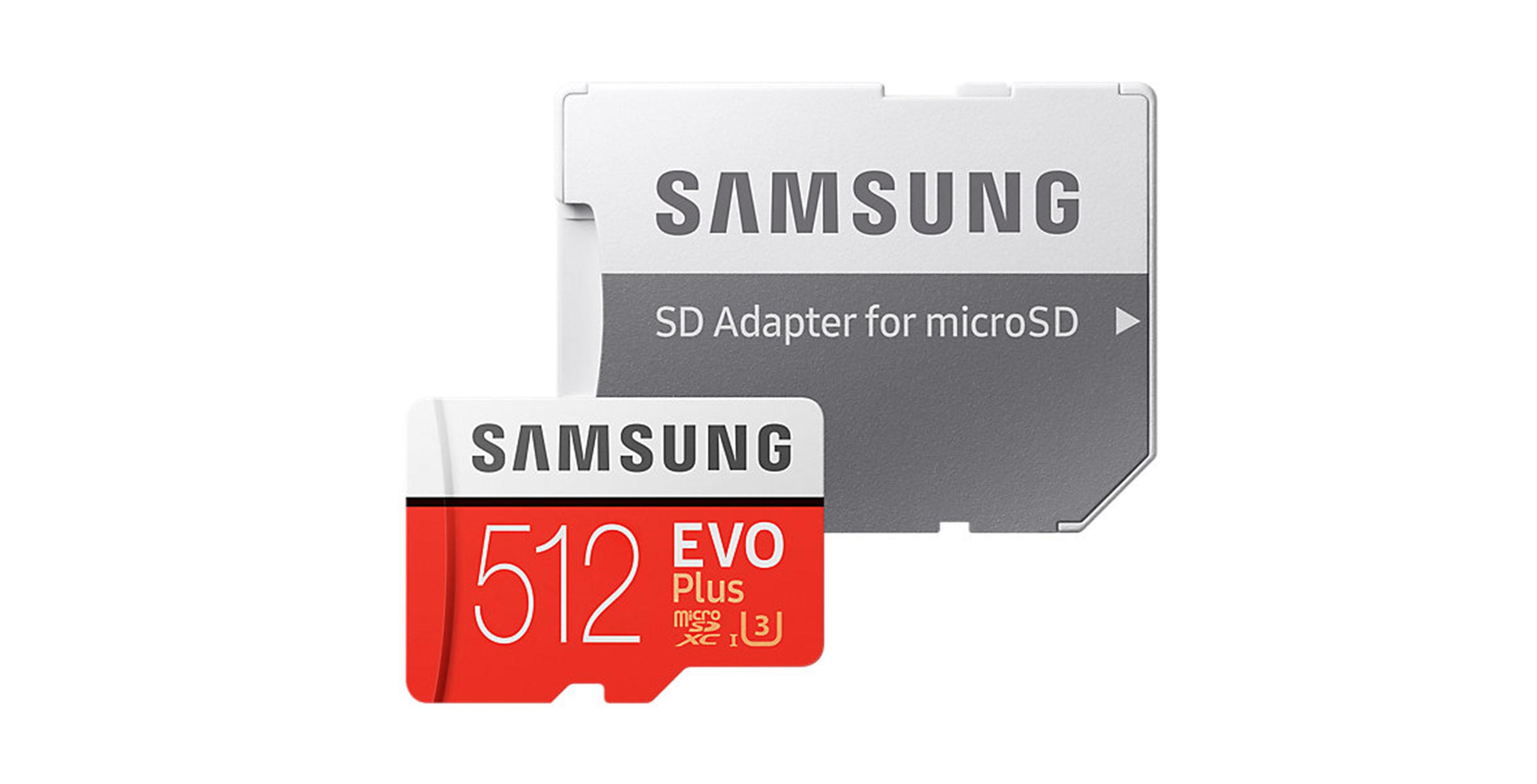 Samsung 512GB microSD