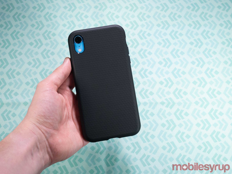 iPhone XR Spigen Liquid Air case